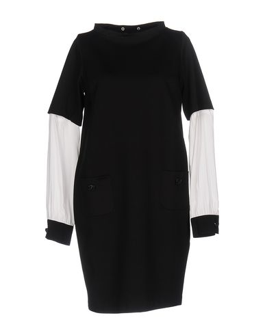 Фото - Женское короткое платье CRISTINAEFFE черного цвета