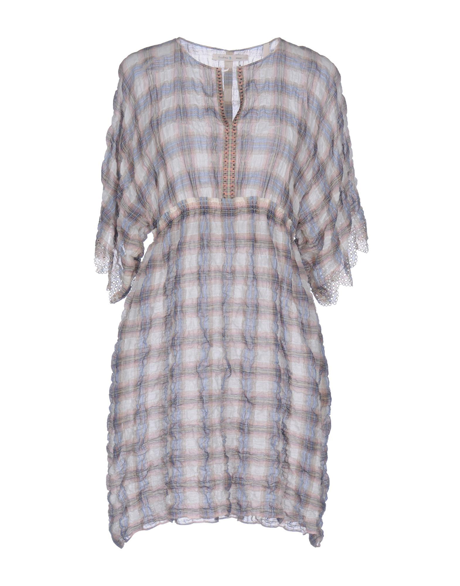 купить KRISTINA TI RESORT Короткое платье дешево