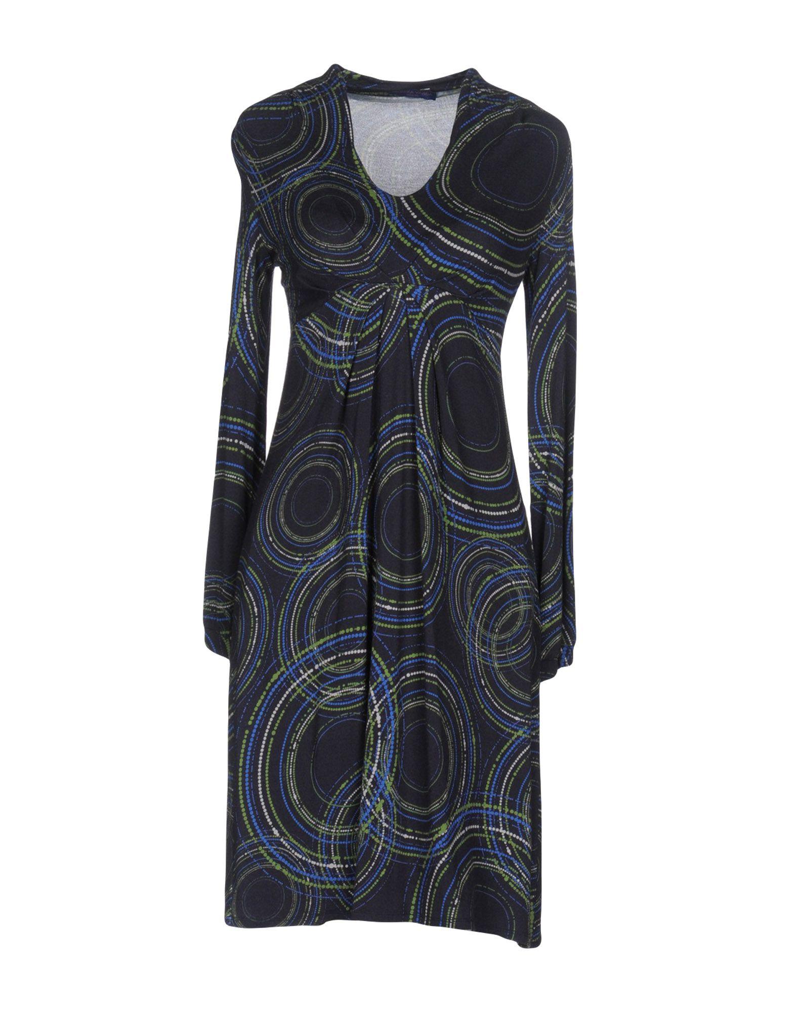 MONIKA VARGA Короткое платье monika martin löbau