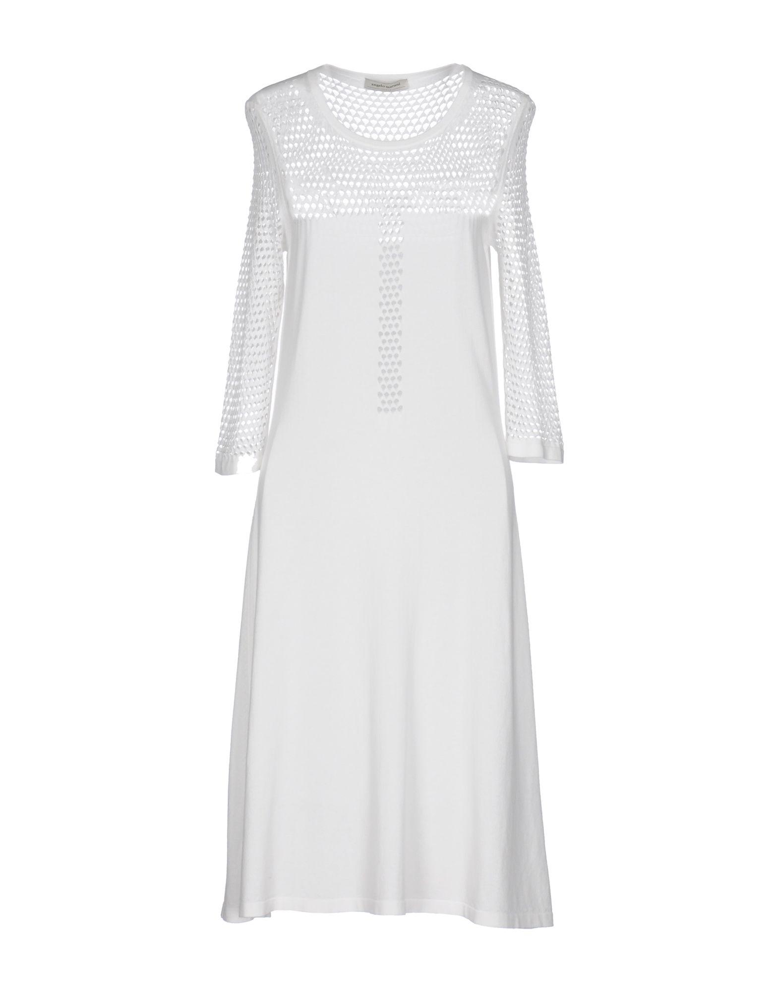 ANGELO MARANI Платье до колена цена 2017