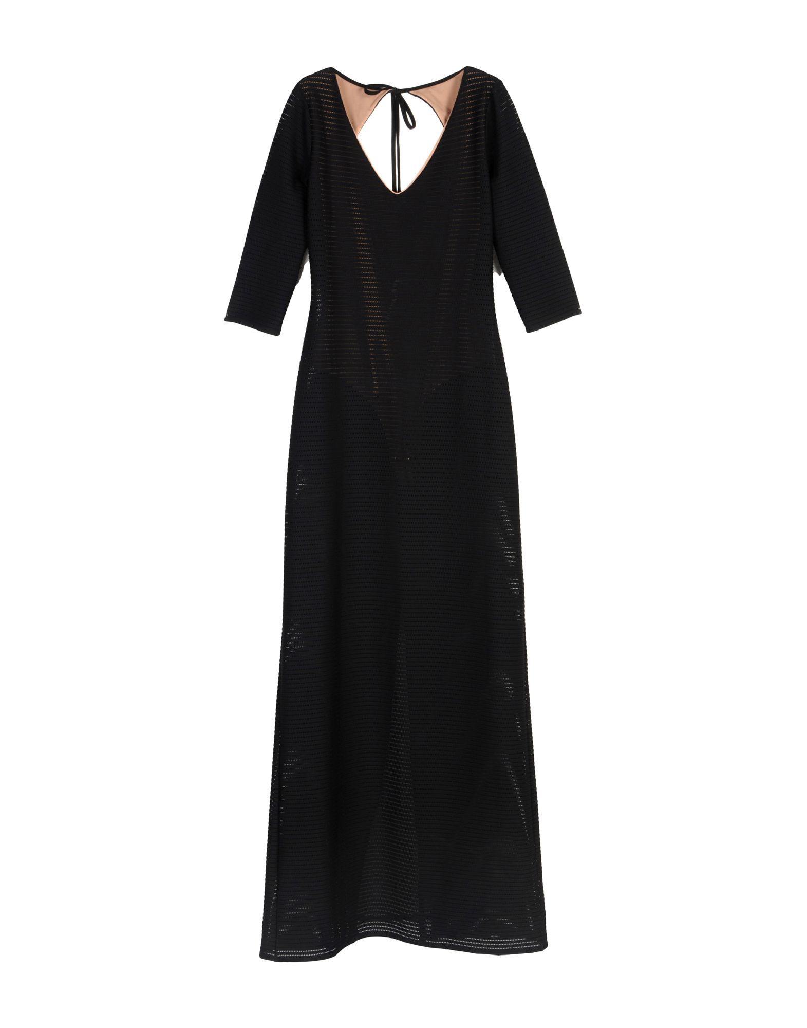 FISICO Длинное платье платье
