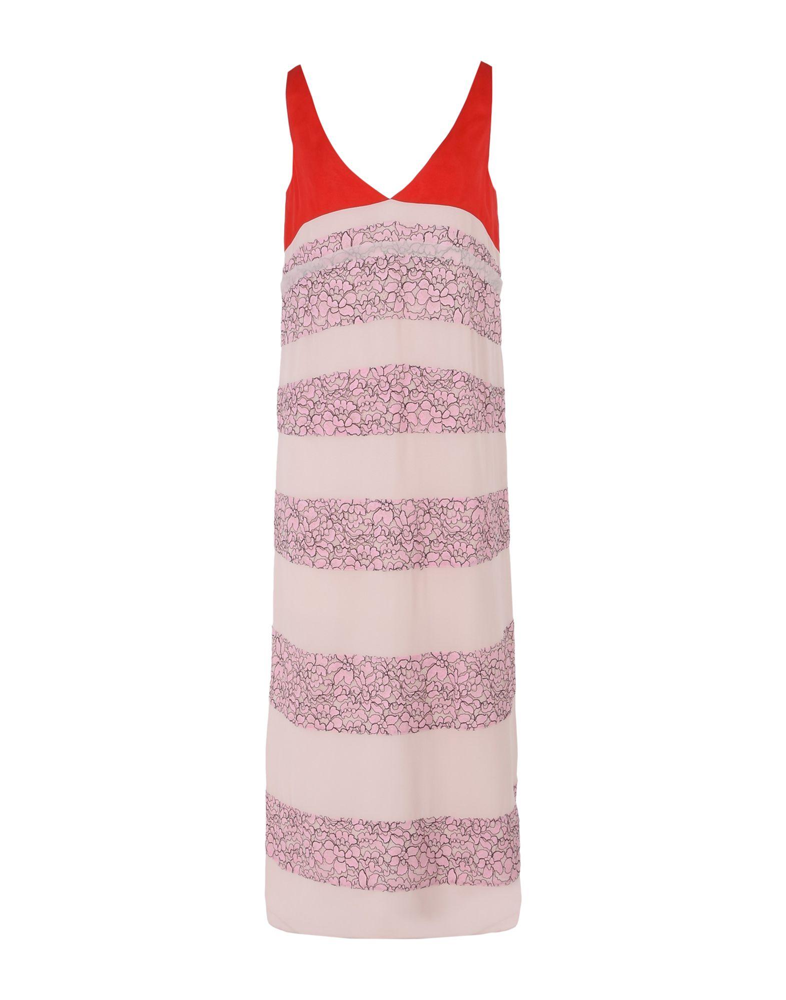 DIOR Платье длиной 3/4 lisa corti платье длиной 3 4