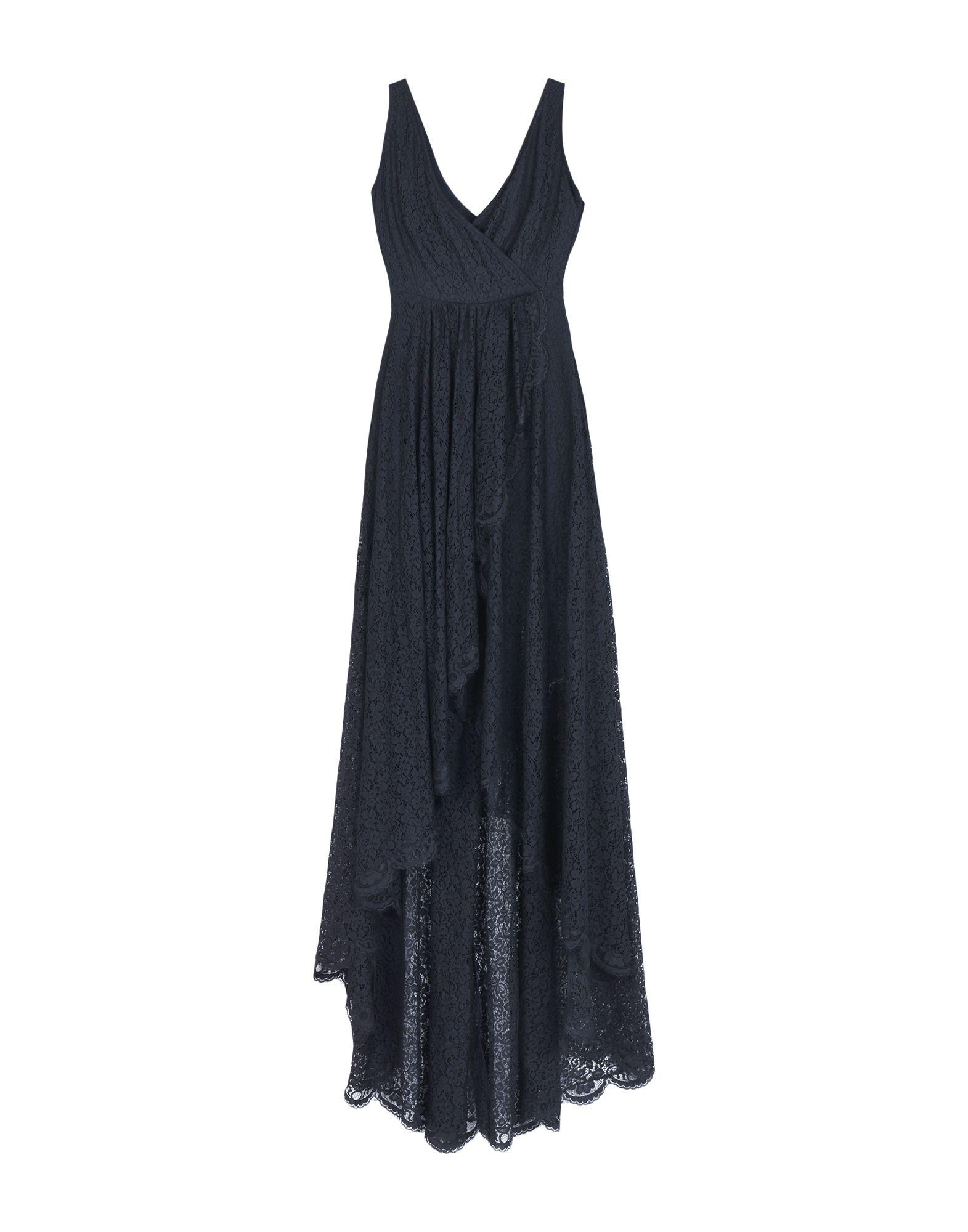 MY SECRET BLACK DRESS Длинное платье my secret black dress