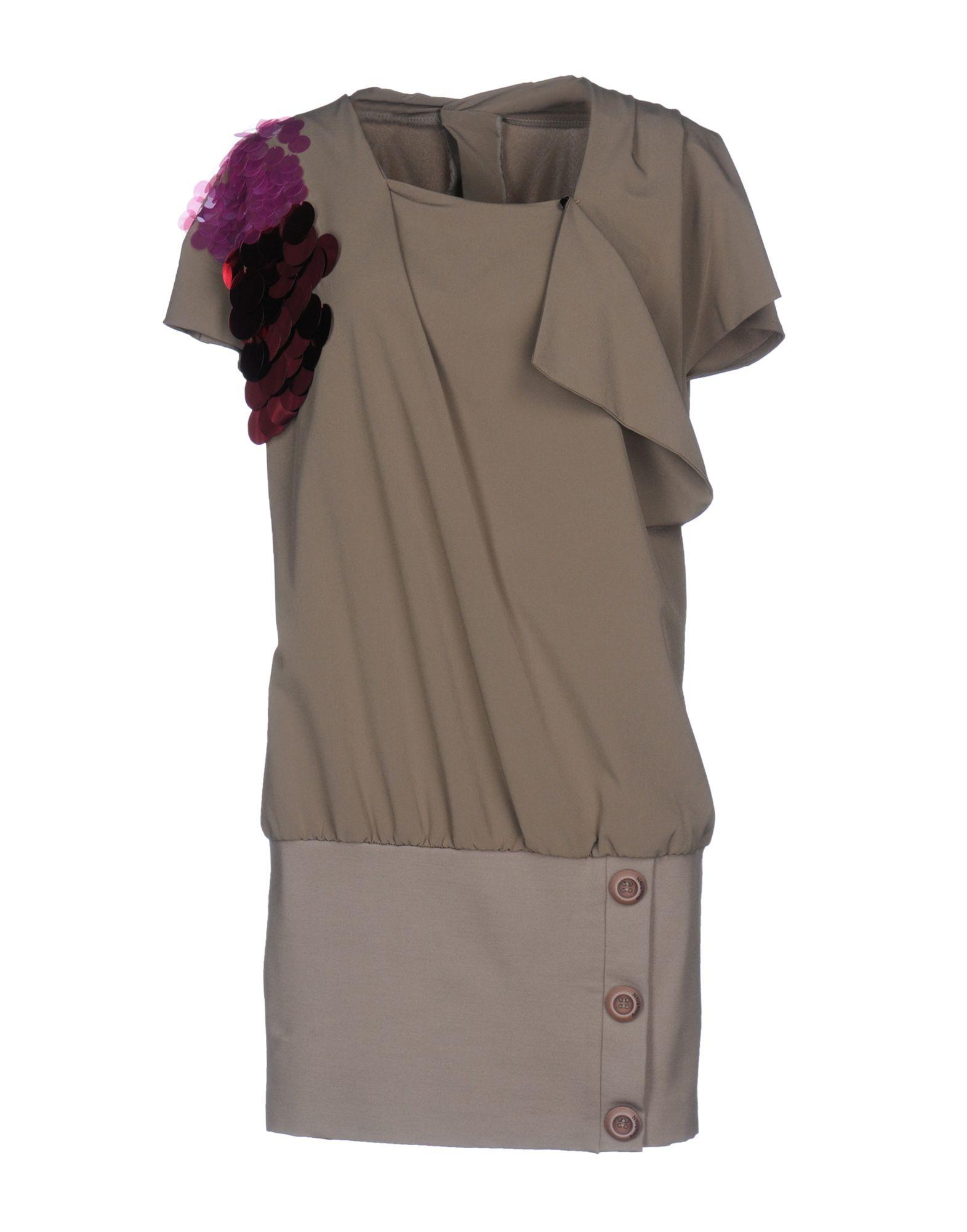 ANNARITA N. Короткое платье annarita n короткое платье