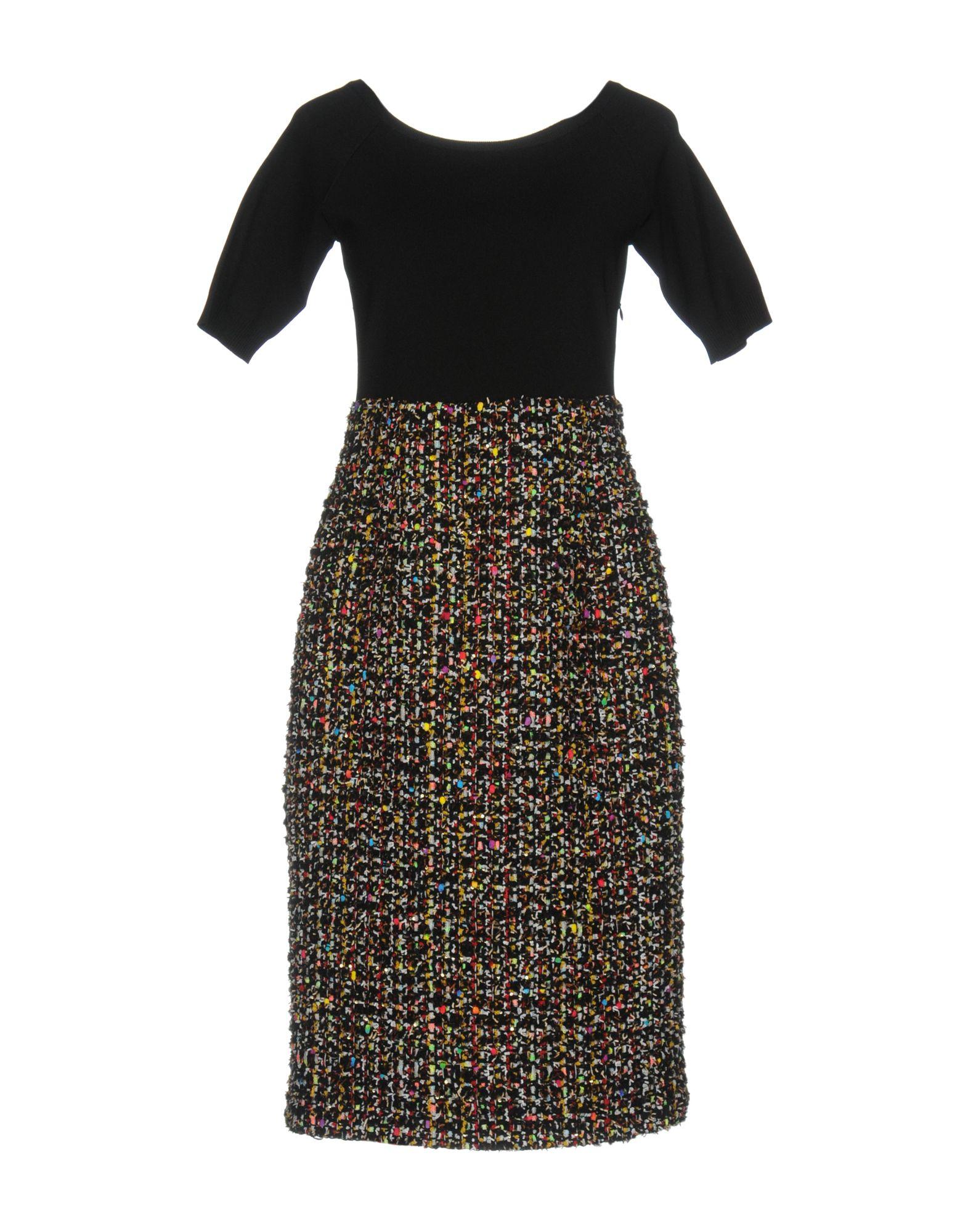 где купить ESCADA Платье до колена по лучшей цене