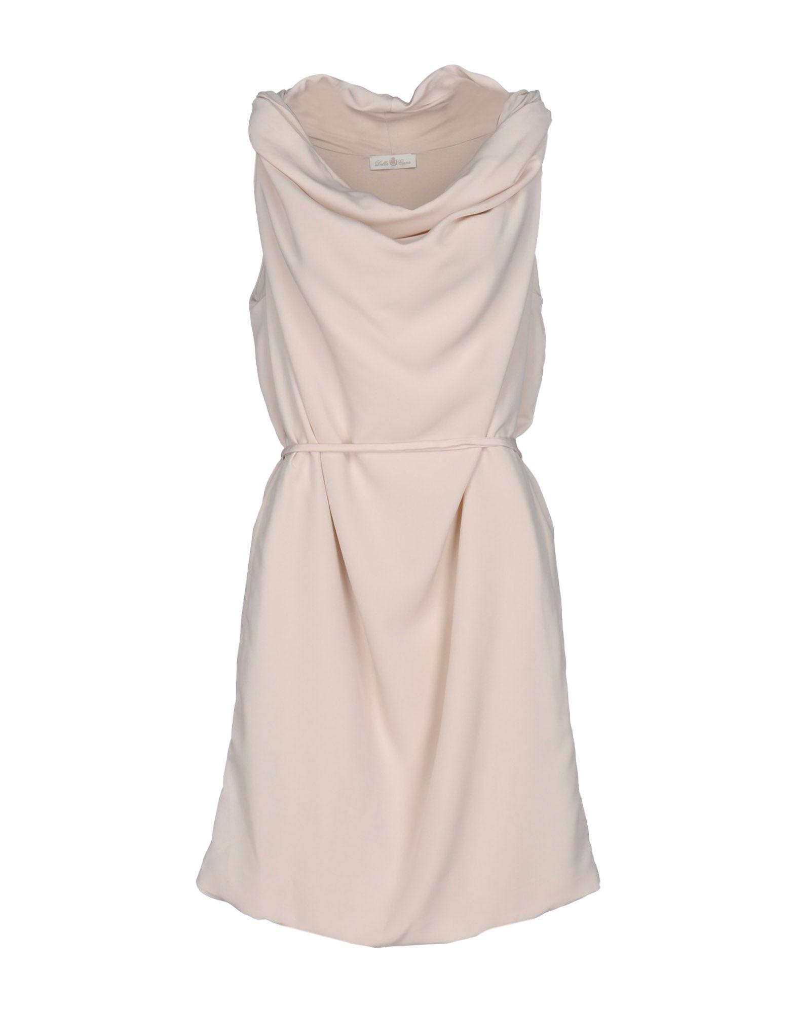 DELLA CIANA Короткое платье della ciana pубашка