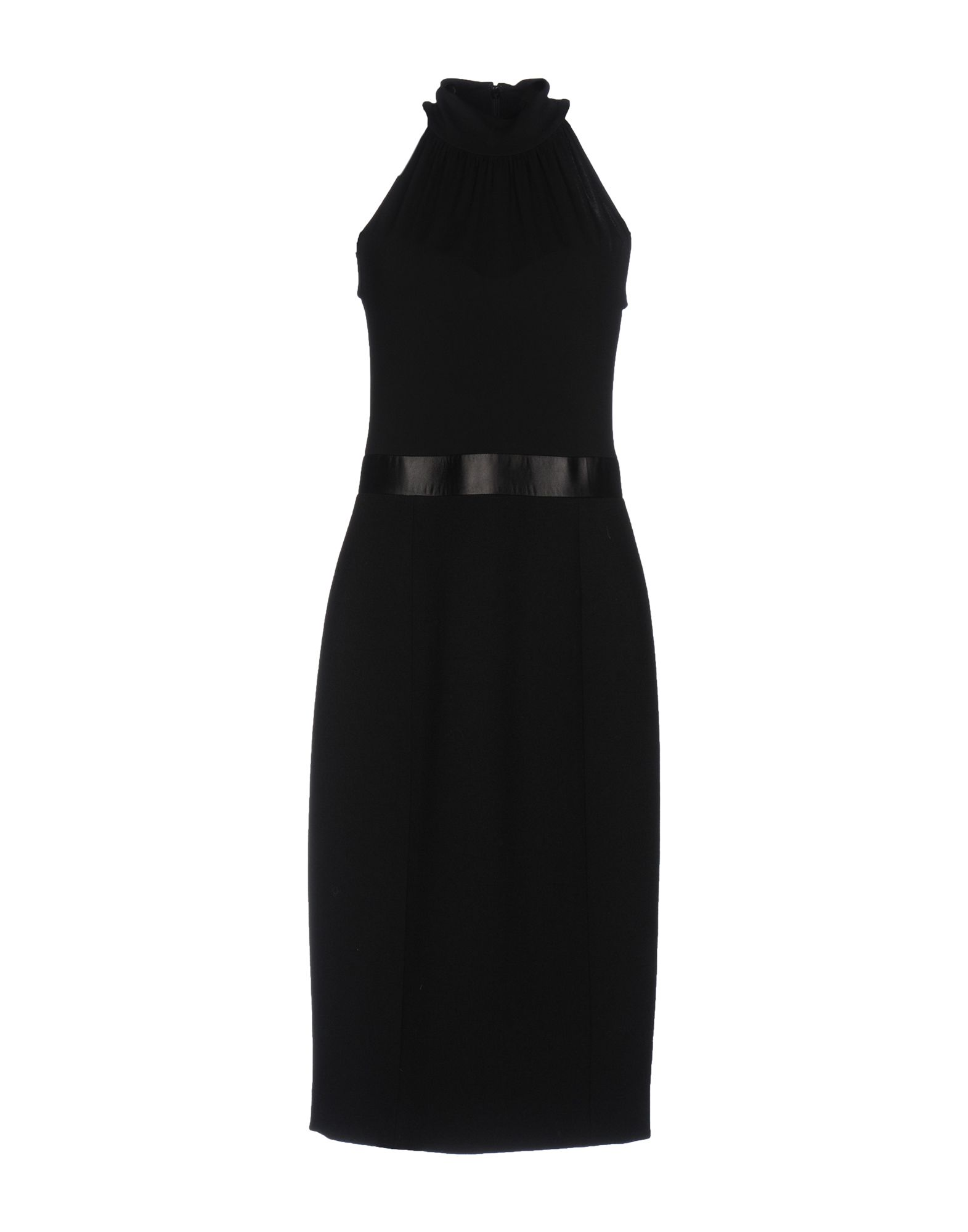 цена MICHAEL KORS COLLECTION Платье до колена онлайн в 2017 году