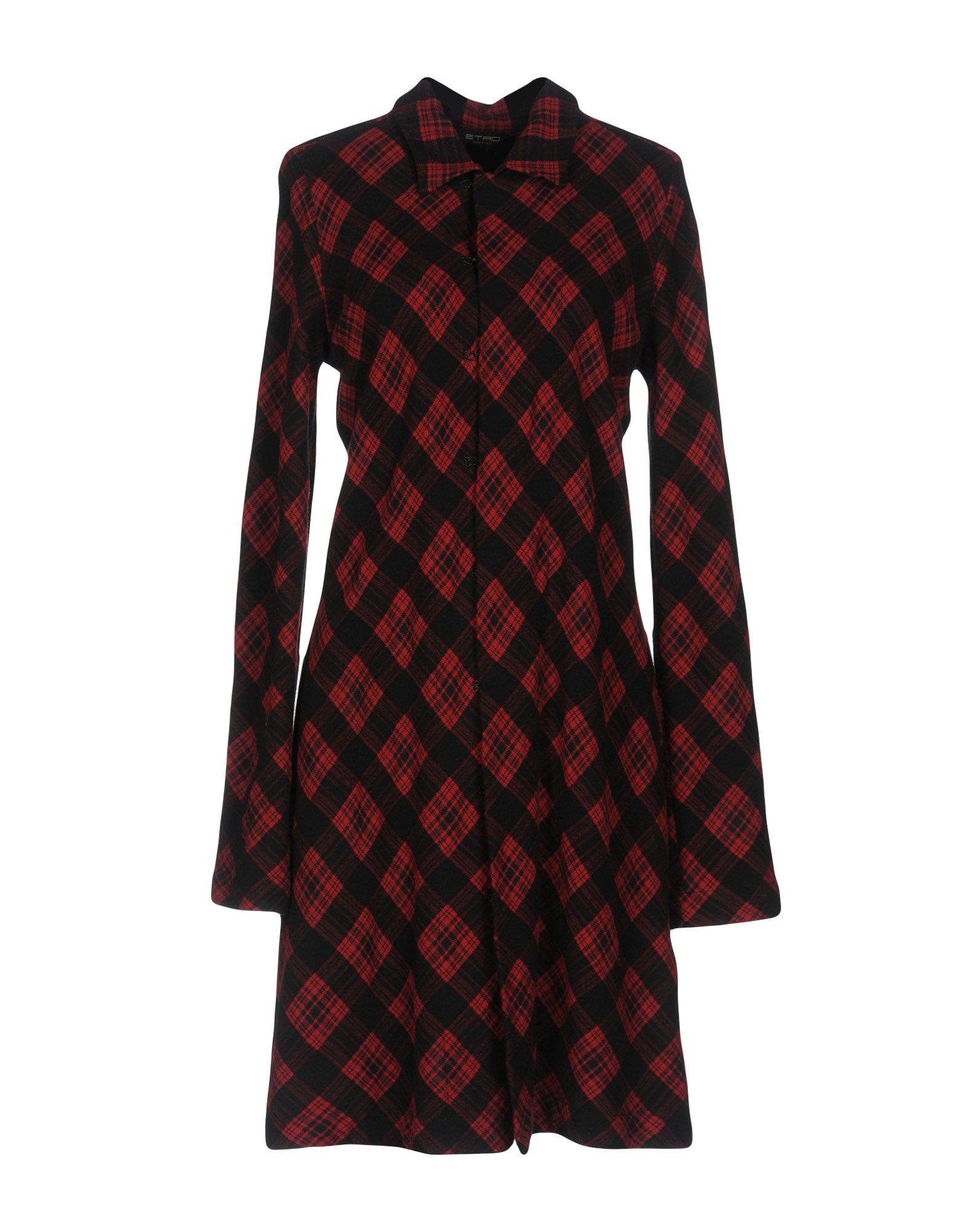 ETRO Короткое платье цена 2017