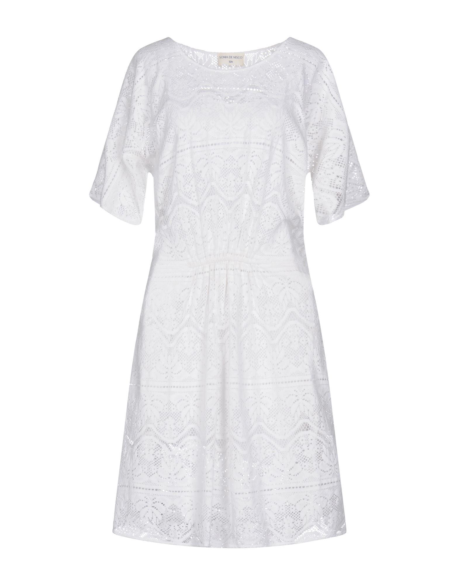 SONIA DE NISCO Платье до колена sonia speciale платье до колена