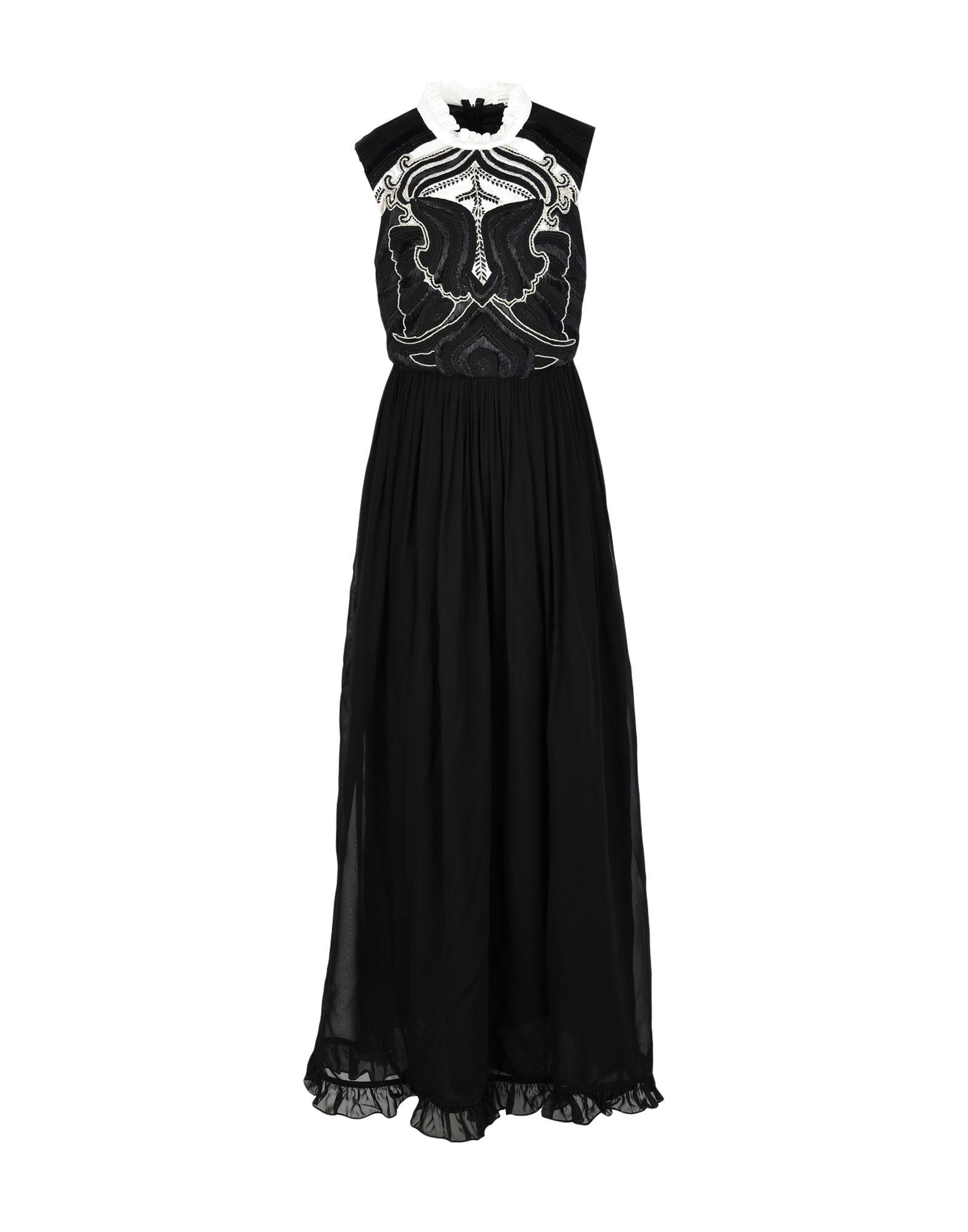 MANOUSH Длинное платье цена 2017