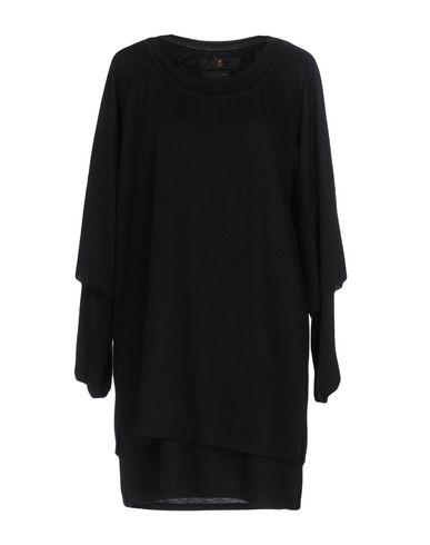 Фото - Женское короткое платье BAD SPIRIT черного цвета