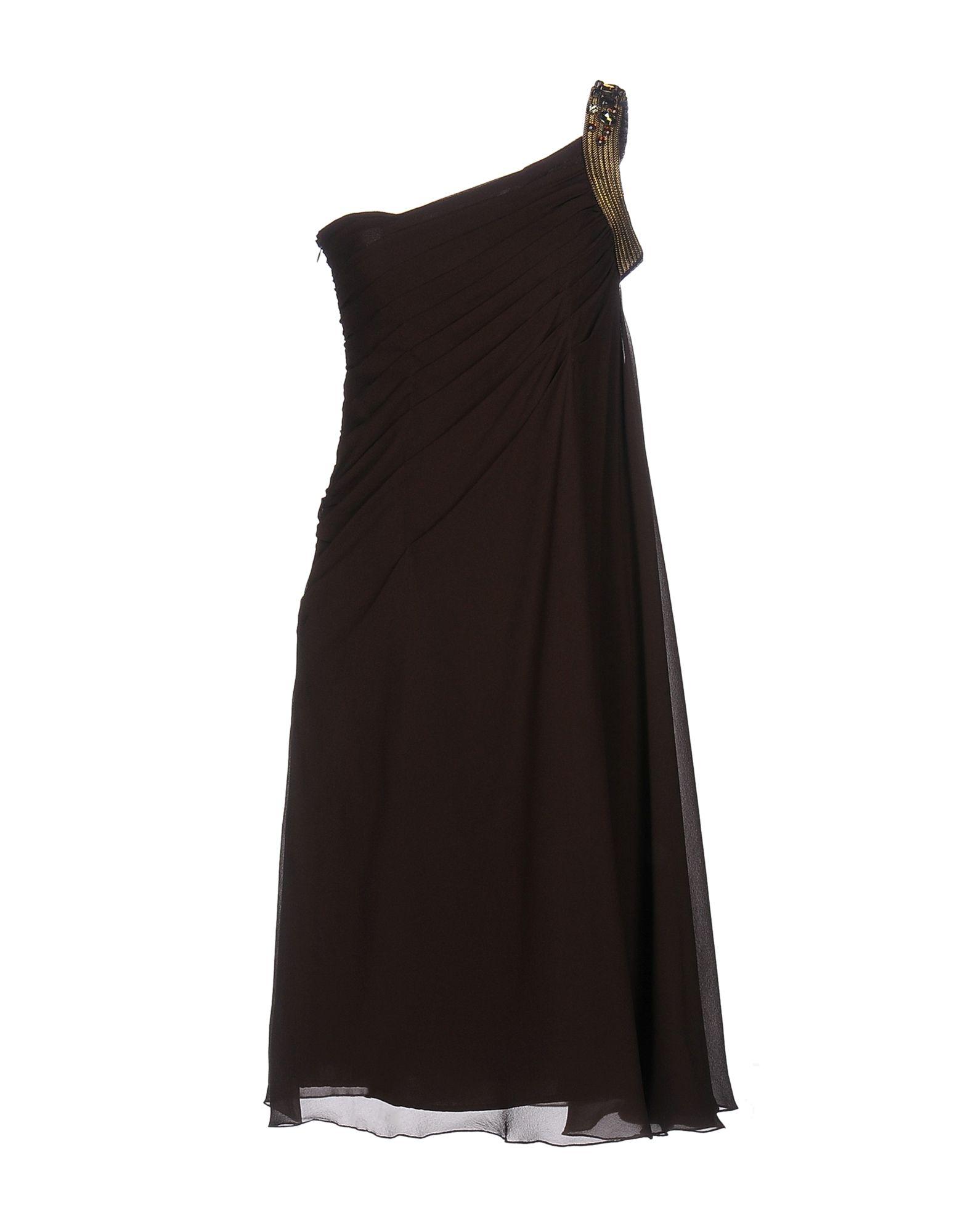 max mara платье до колена PIANOFORTE di MAX MARA Платье до колена