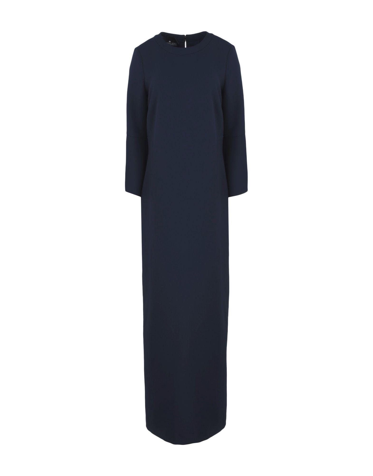 DESIGNERS REMIX CHARLOTTE ESKILDSEN Длинное платье цена 2017