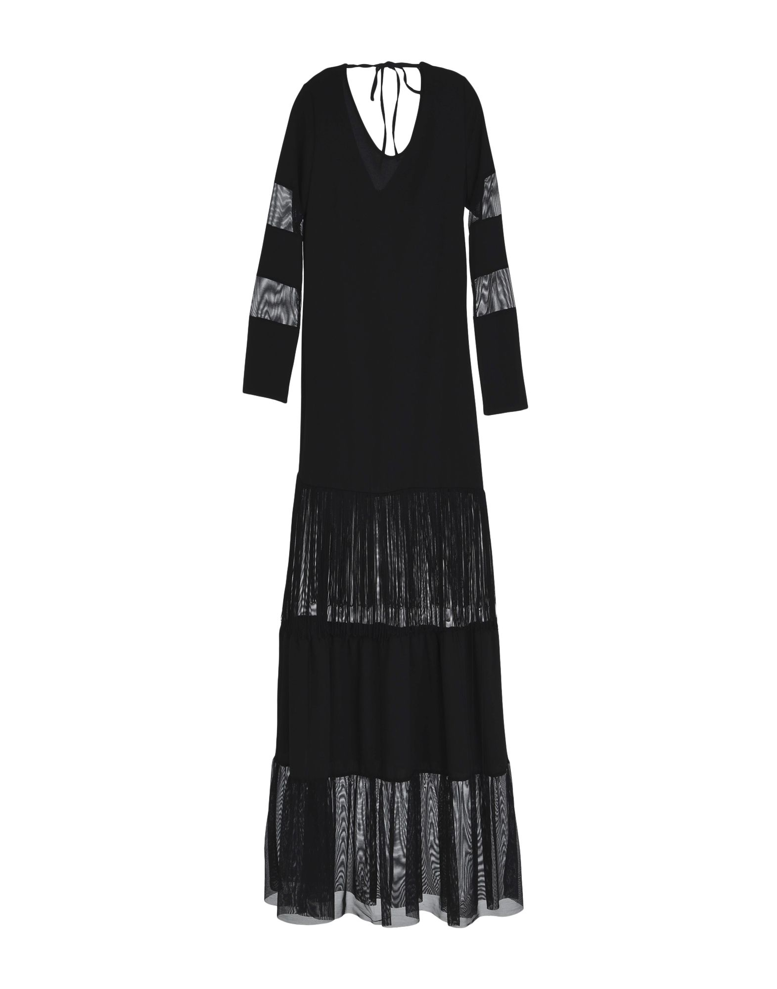 цена DV Roma Длинное платье онлайн в 2017 году