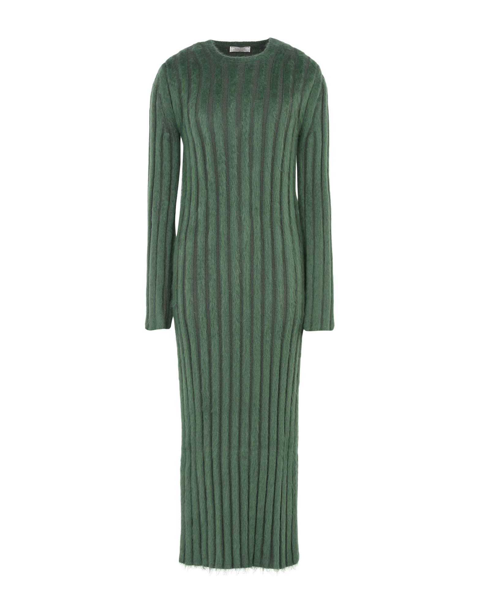 NINA RICCI Платье длиной 3/4 nina ricci платье nina ricci 26687 черный