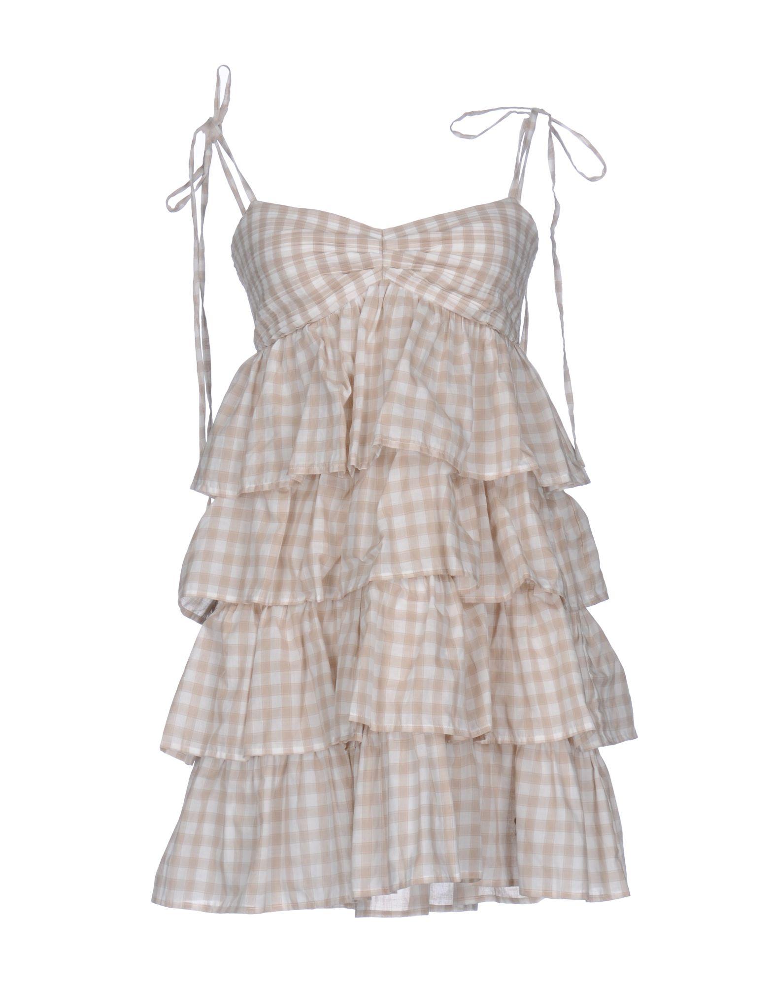 ATELIER FIXDESIGN Короткое платье atelier paris в екатеринбурге