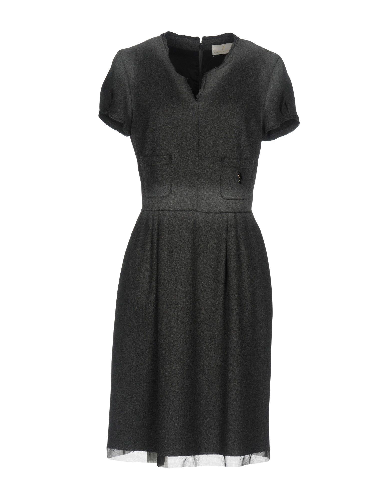 купить ROBERTA SCARPA Платье до колена по цене 8500 рублей