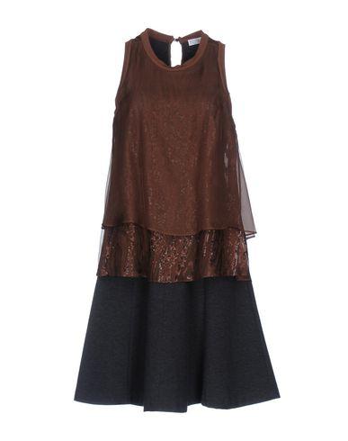 Короткое платье Brunello Cucinelli