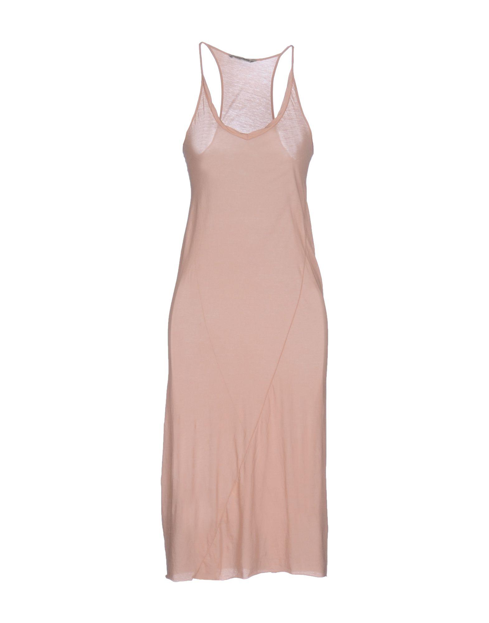 HUMANOID Платье до колена anais gillian комбинация