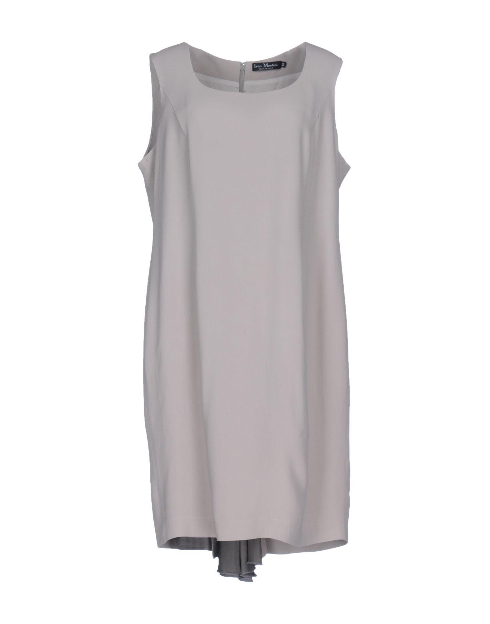купить IVAN MONTESI Платье до колена дешево
