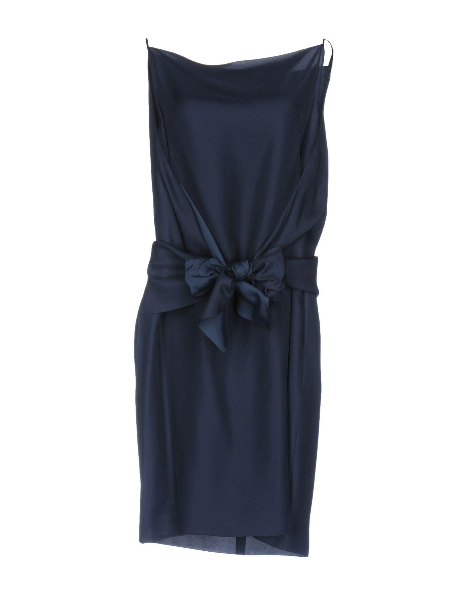 цена NINA RICCI Короткое платье онлайн в 2017 году