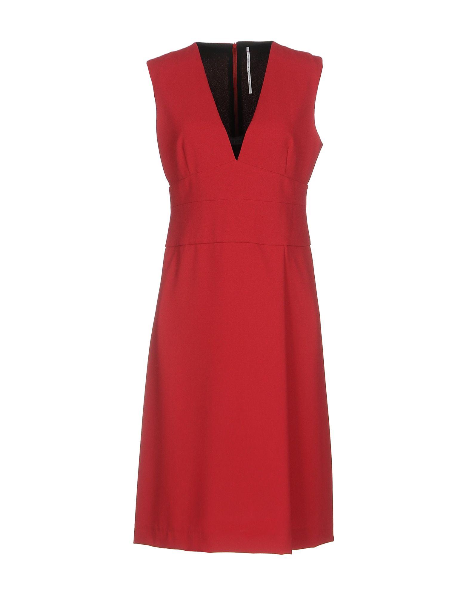 где купить  LAVINIATURRA Платье до колена  по лучшей цене