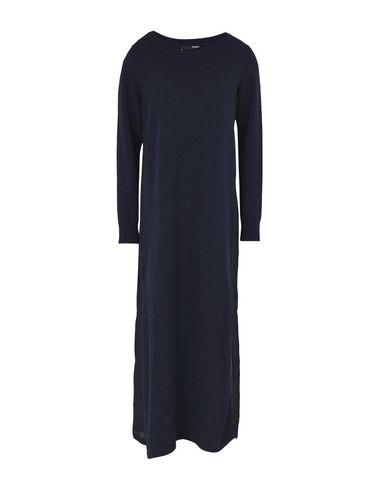 Длинное платье .TESSA. Цвет: темно-синий