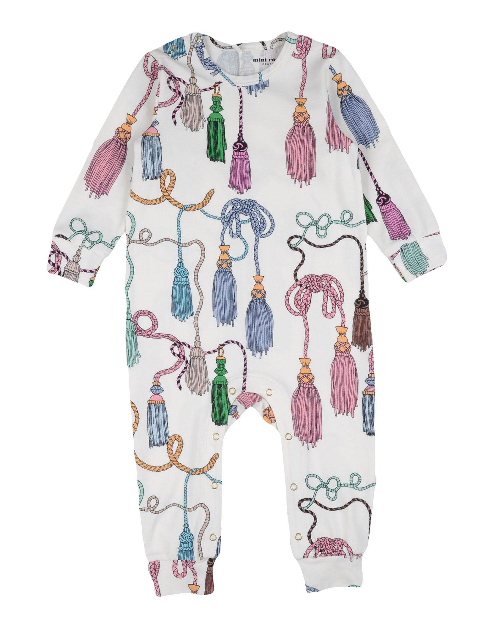 MINI RODINI Детский комбинезон детский жилет mini pencil mini mb3420712 2015