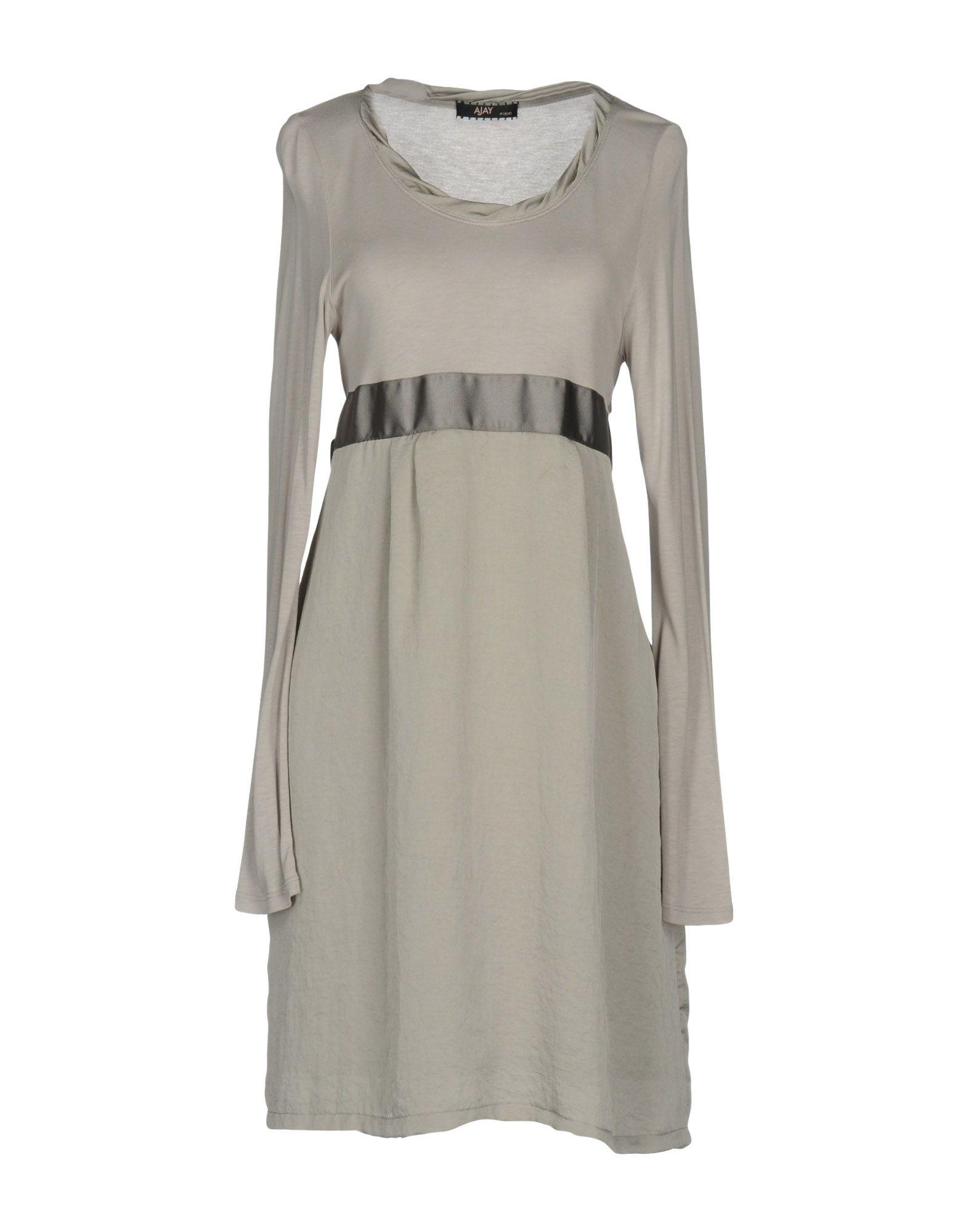 AJAY Короткое платье ajay бермуды
