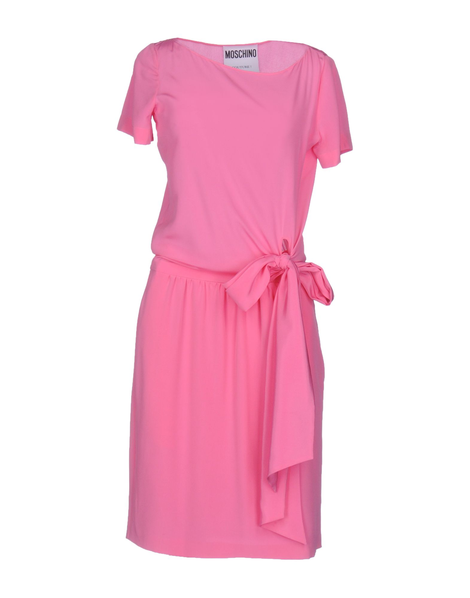 MOSCHINO COUTURE Платье до колена moschino couture сандалии