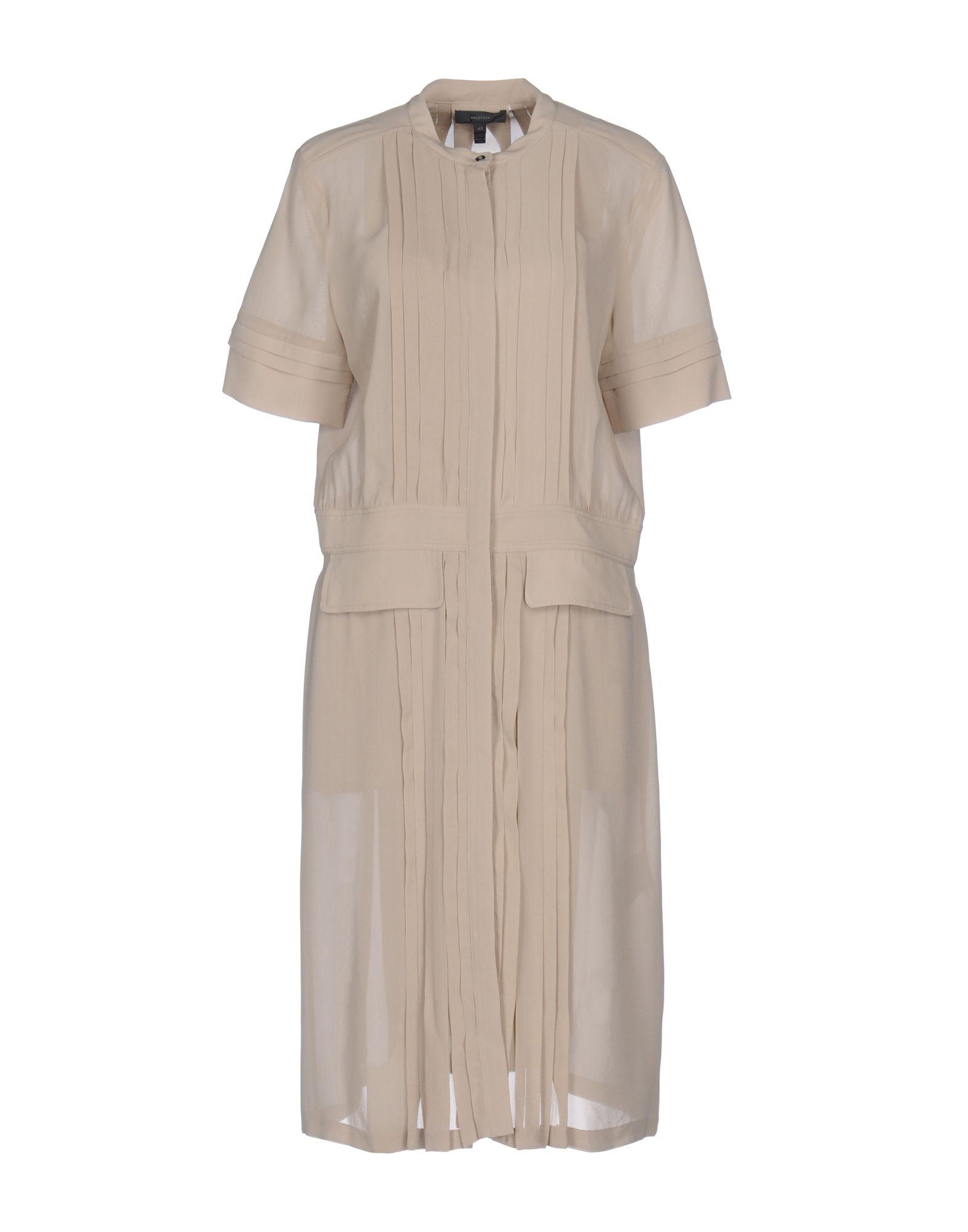 BELSTAFF Платье до колена belstaff bromley jakke sf3868 [32098] nok 3 691 belstaff utløp belstaffoutlet top