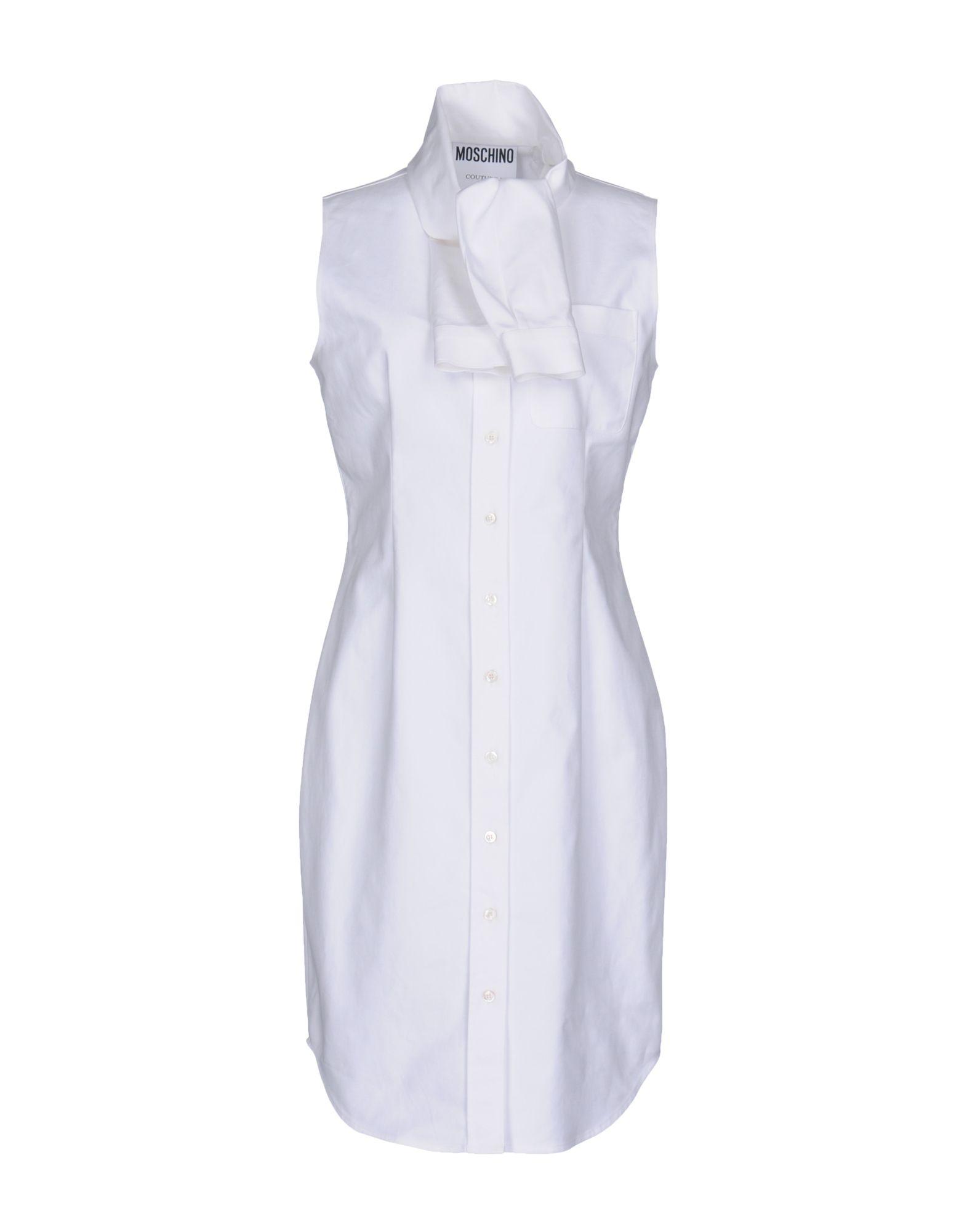 MOSCHINO COUTURE Платье до колена футболка catimini футболка