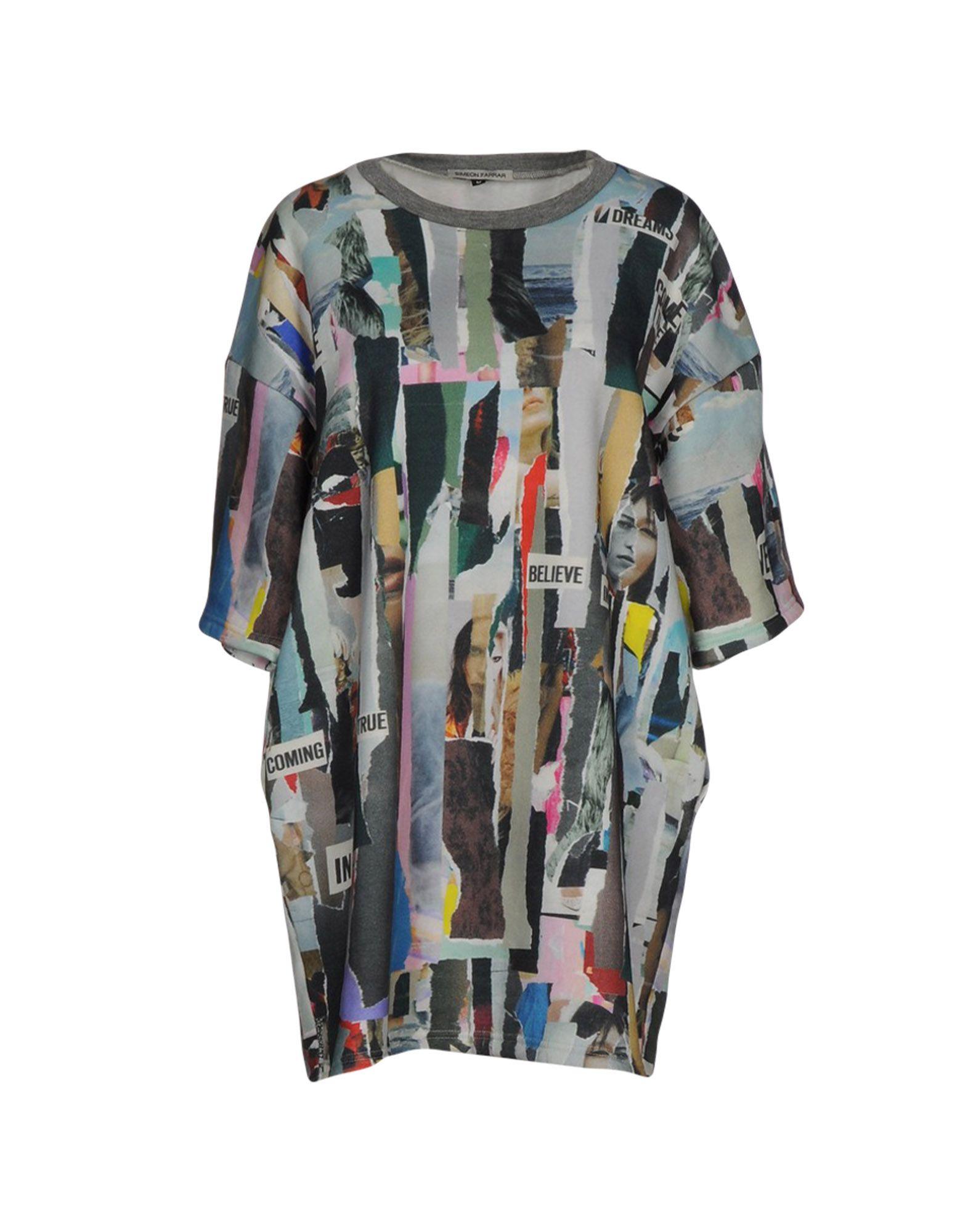 SIMEON FARRAR Короткое платье