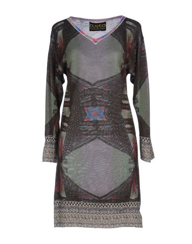 Короткое платье CUSTO BARCELONA 34762950FC
