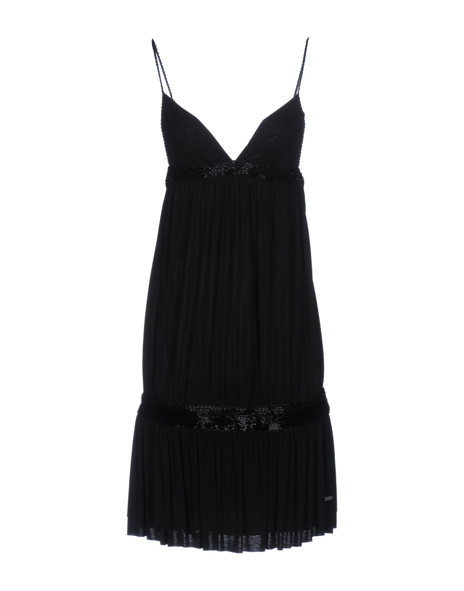 Фото GUESS Платье до колена. Купить с доставкой