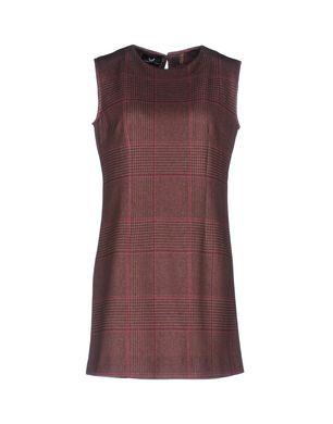 UP TO BE Damen Kurzes Kleid Farbe Braun Größe 4 Sale Angebote Jämlitz-Klein Düben