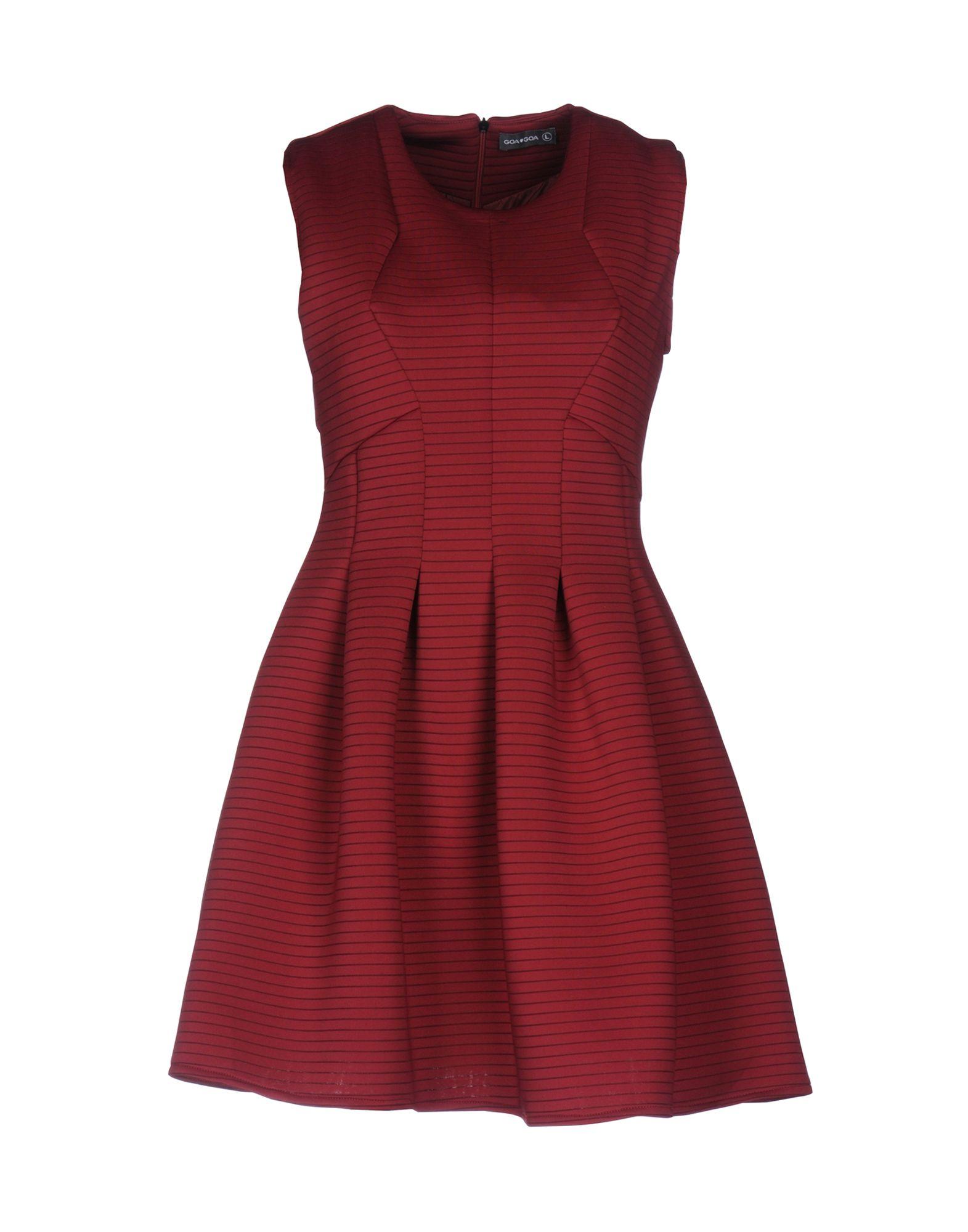 GOA GOA Короткое платье цена 2017