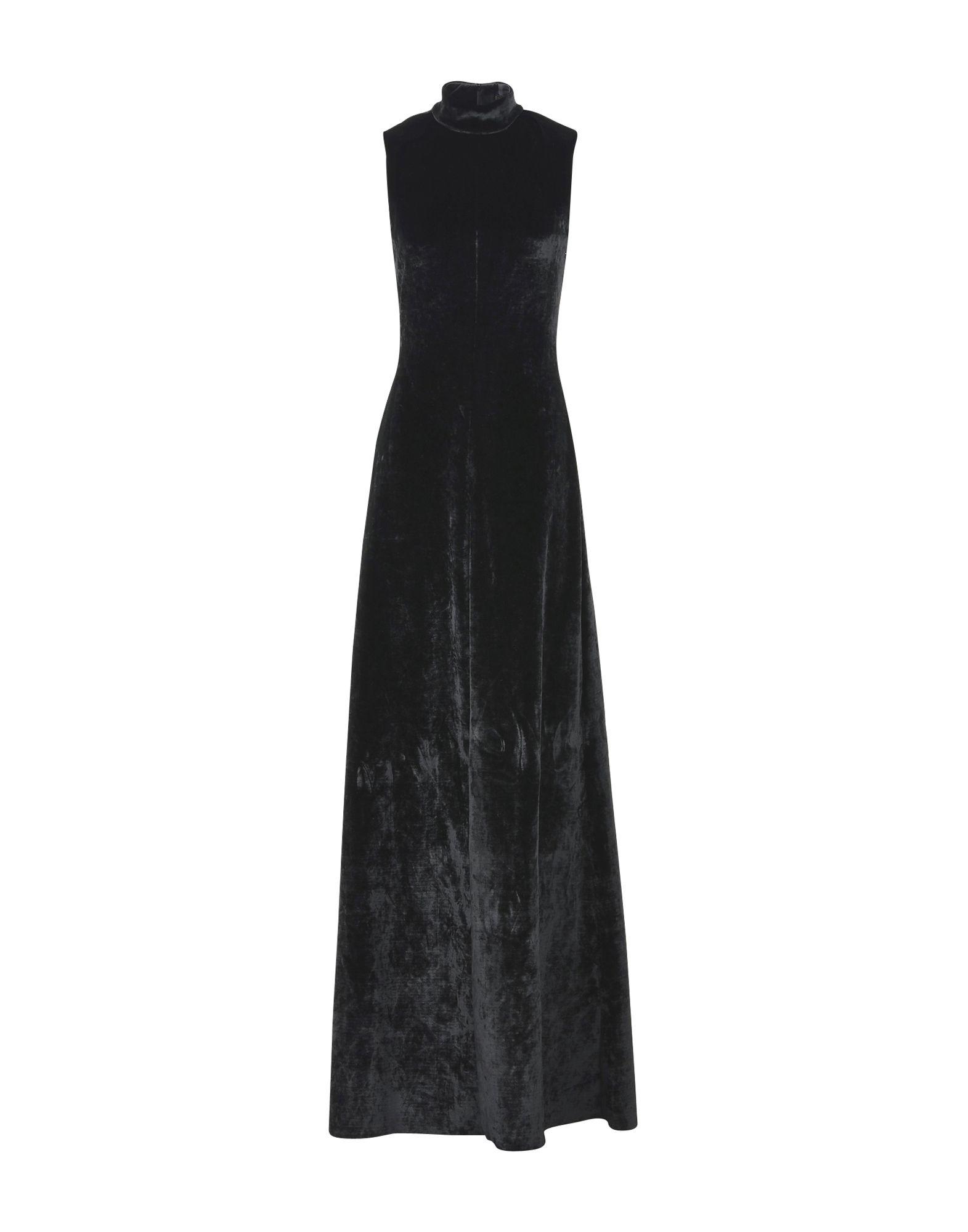 PLEIN SUD Длинное платье 830 sign платье до колена