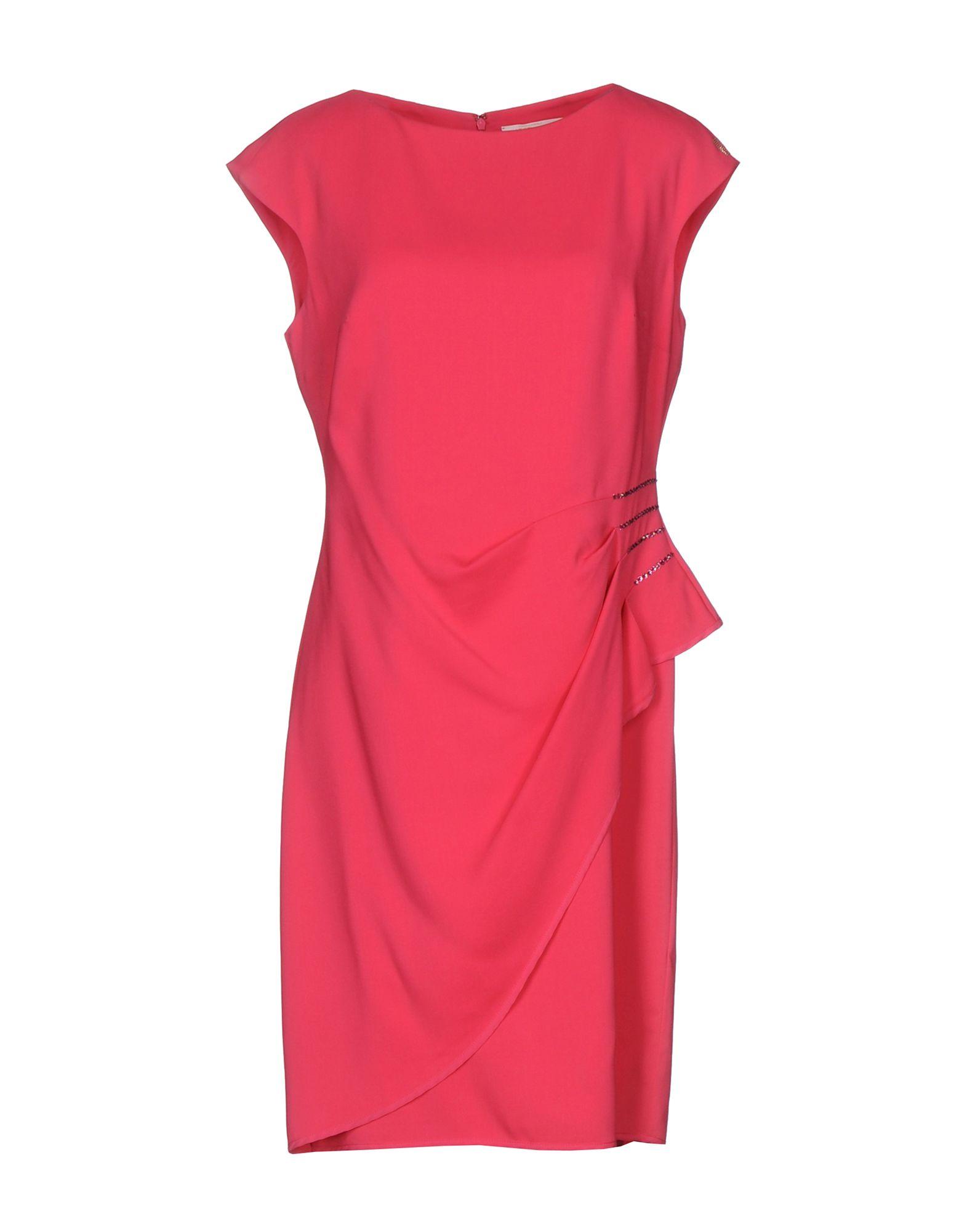 цена  VDP COLLECTION Платье до колена  онлайн в 2017 году