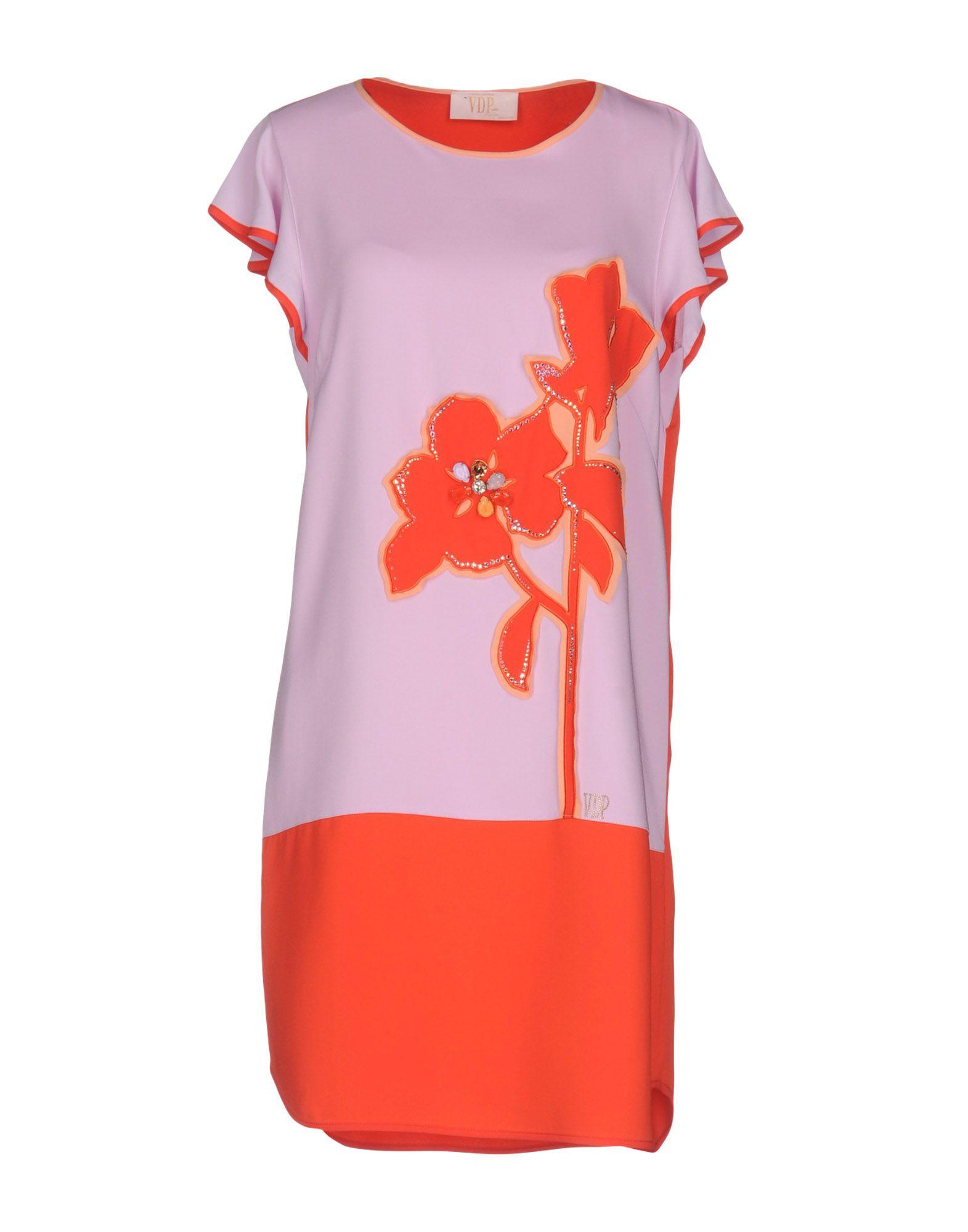 VDP COLLECTION Короткое платье платье demurya collection demurya collection mp002xw1anvz