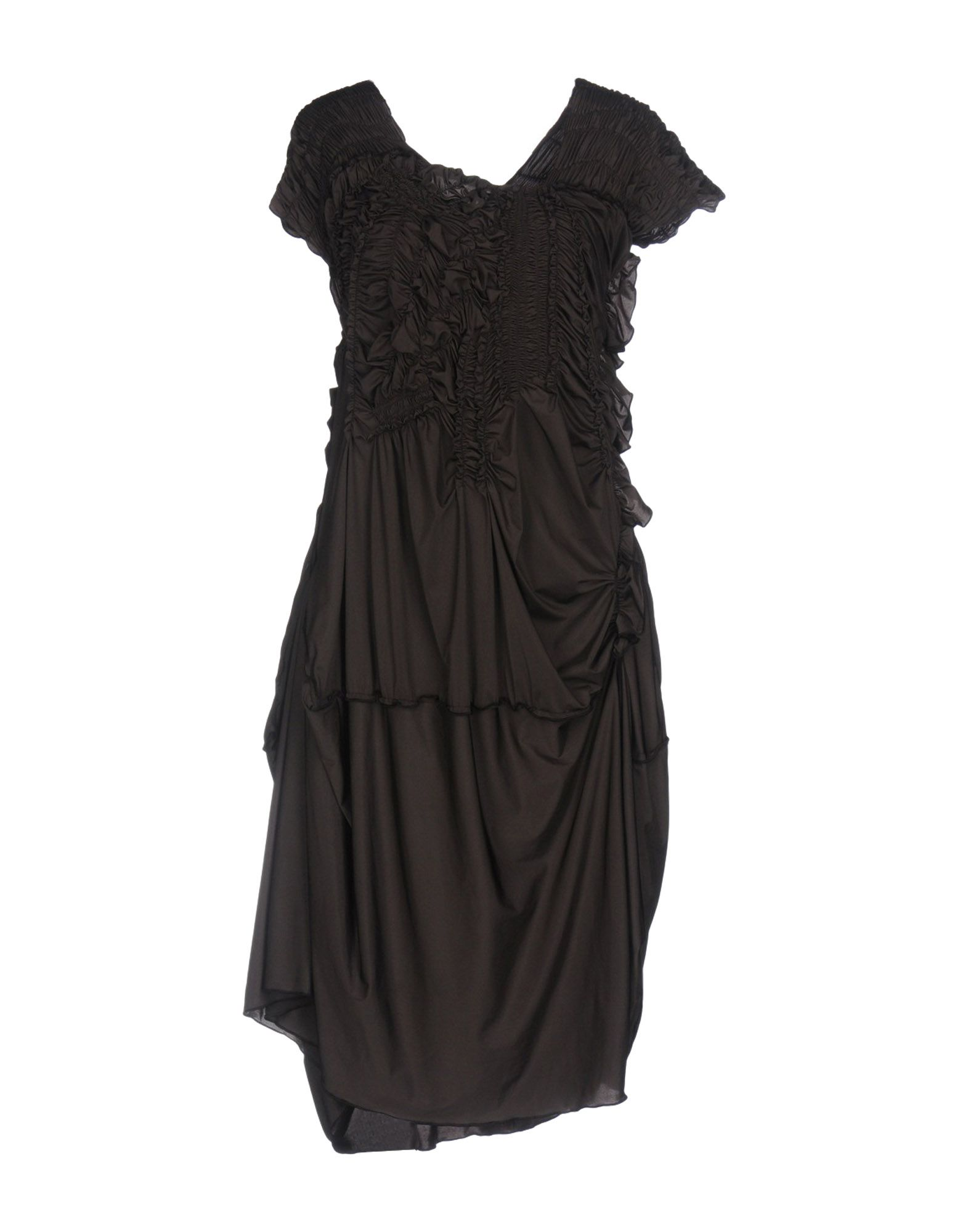цена HIGH TECH Короткое платье онлайн в 2017 году