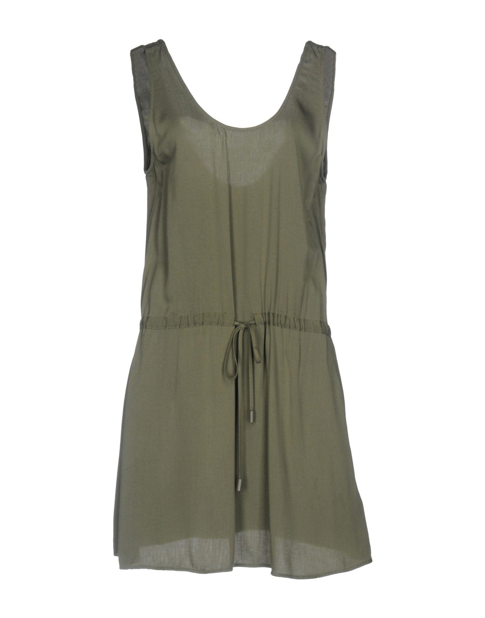 цена  ELEVEN PARIS Короткое платье  онлайн в 2017 году
