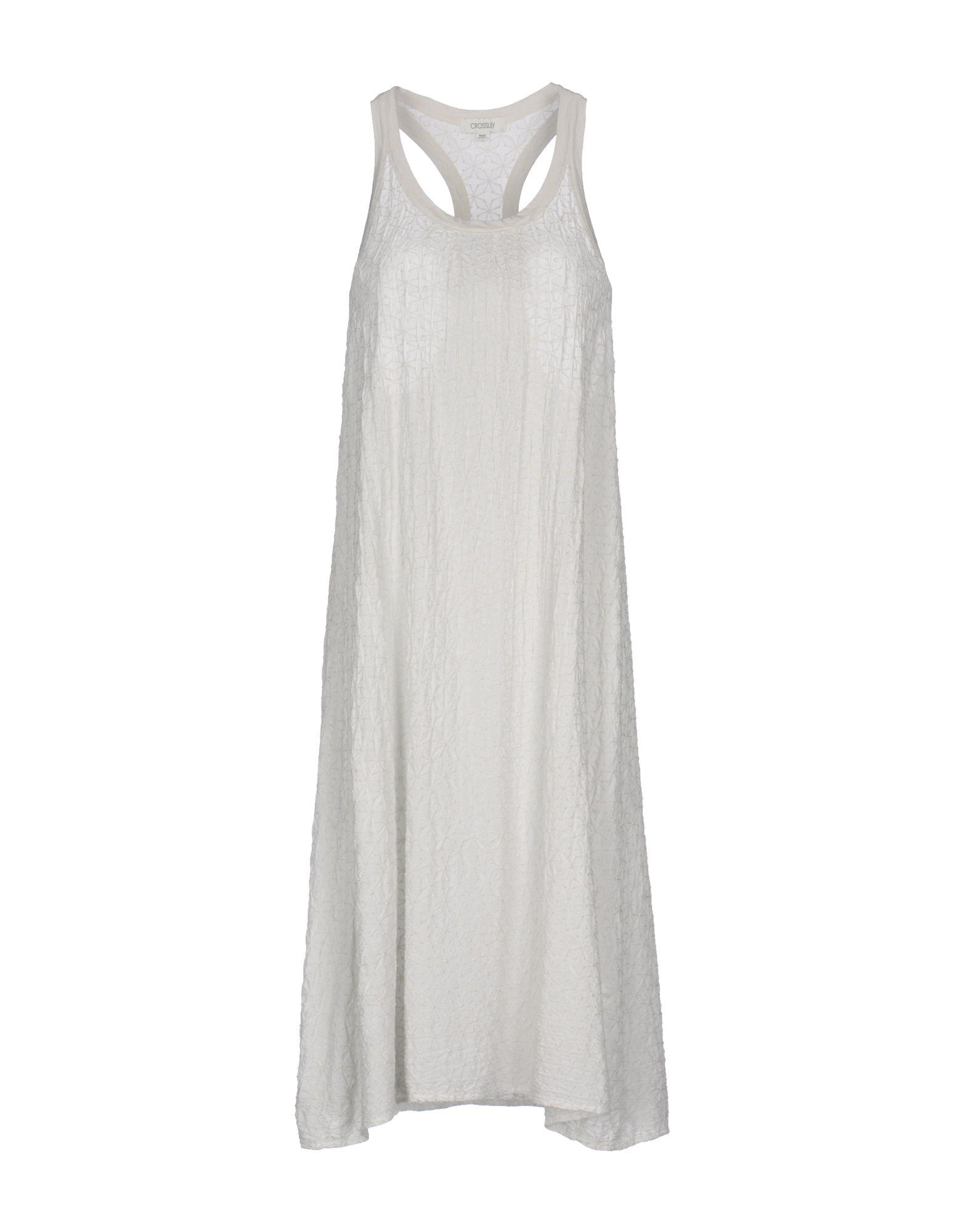 CROSSLEY Платье до колена crossley кардиган