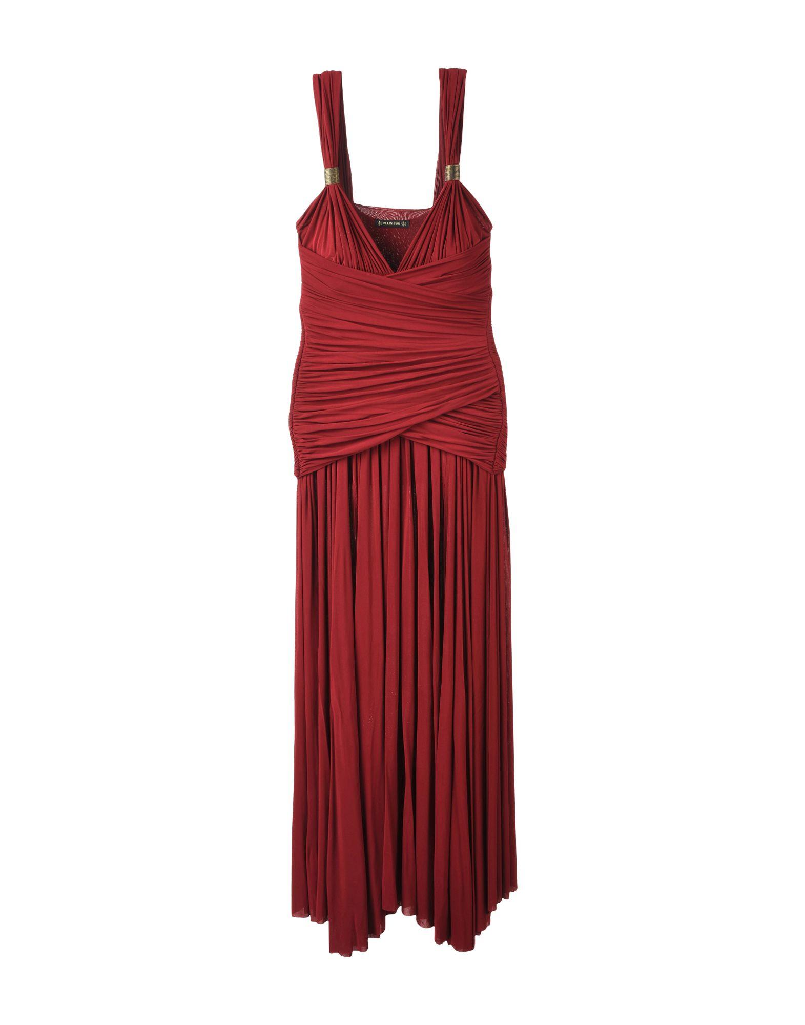 PLEIN SUD Длинное платье plein sud длинное платье