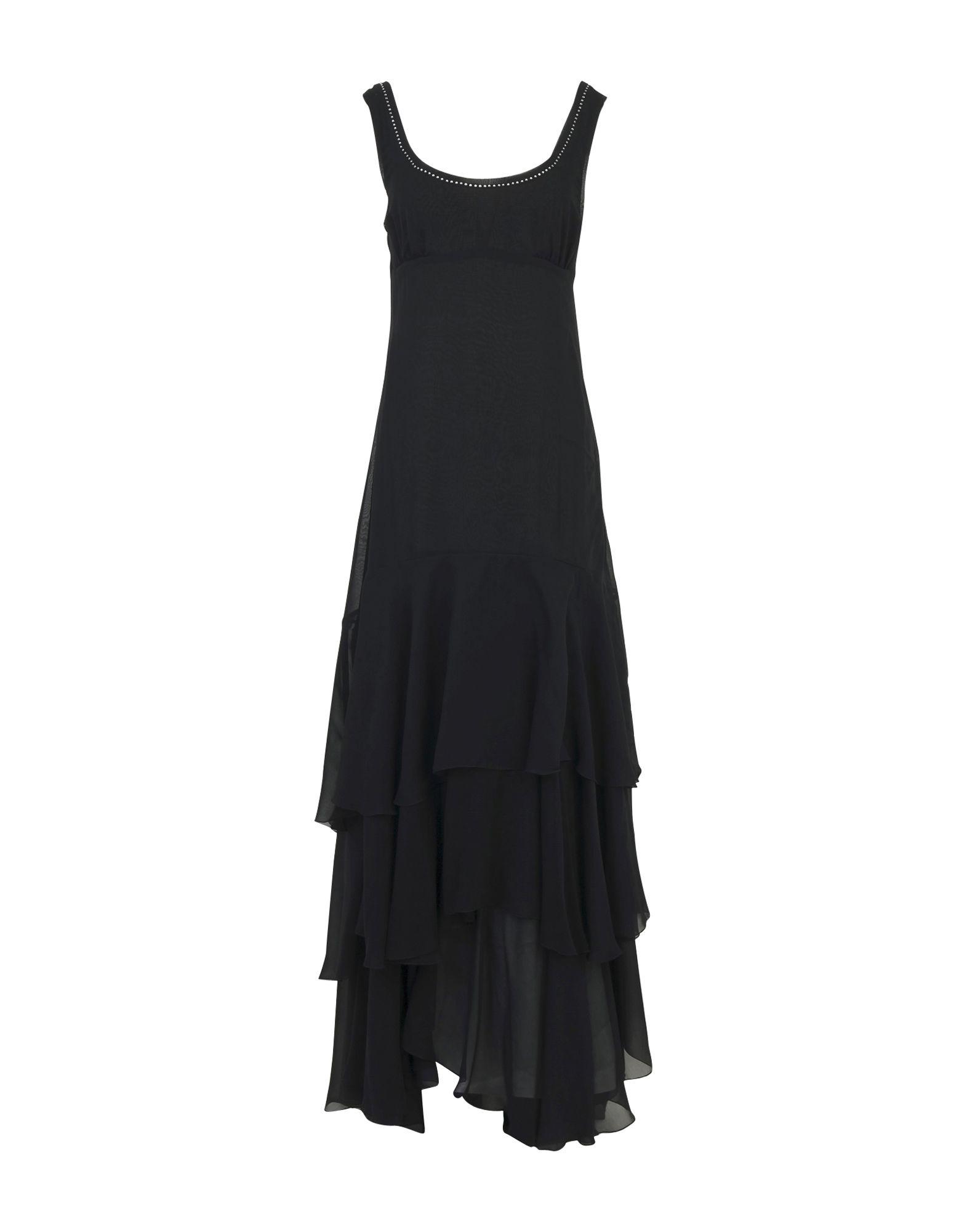 RICHMOND DENIM Длинное платье richmond denim короткое платье