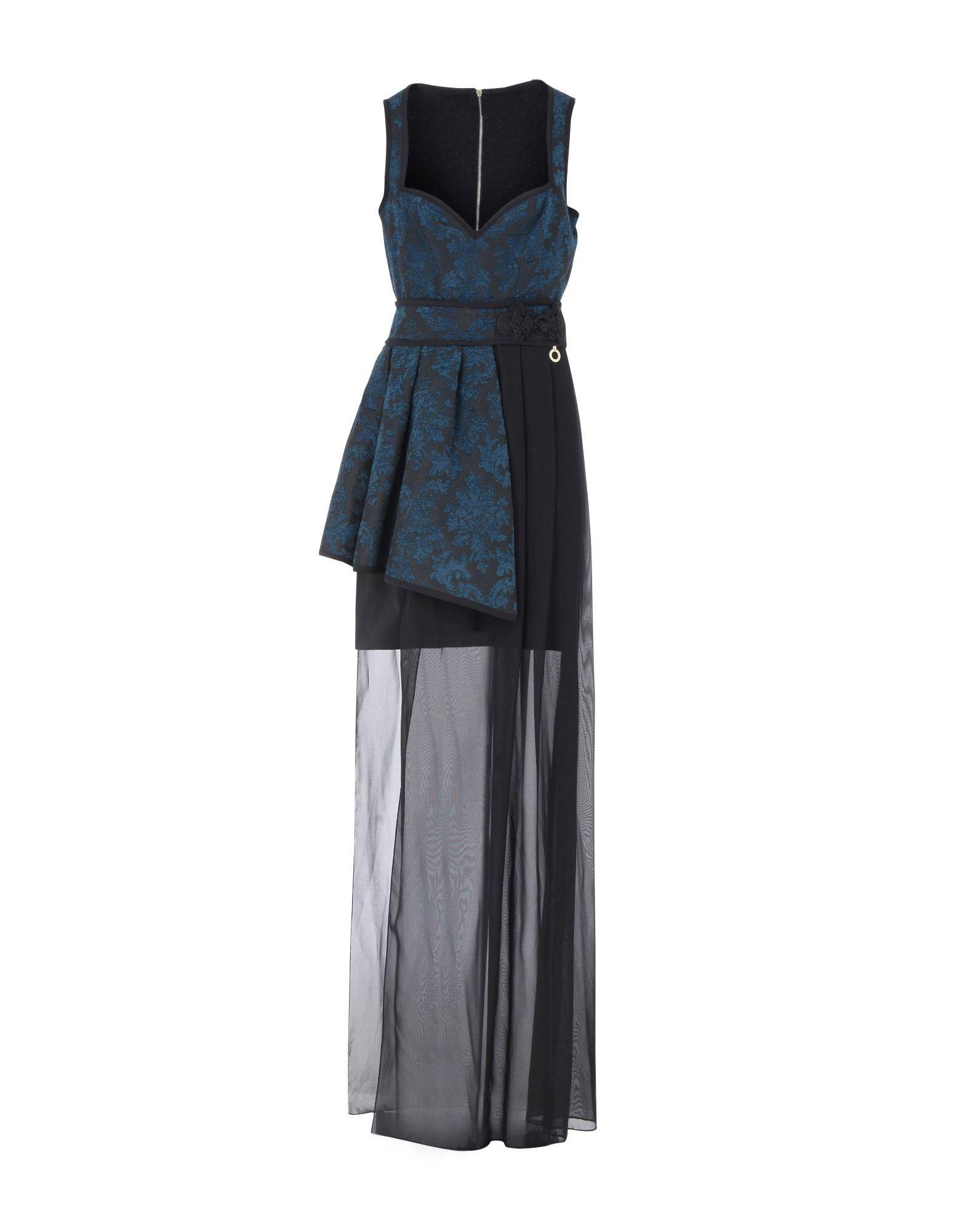 MANGANO Длинное платье платье