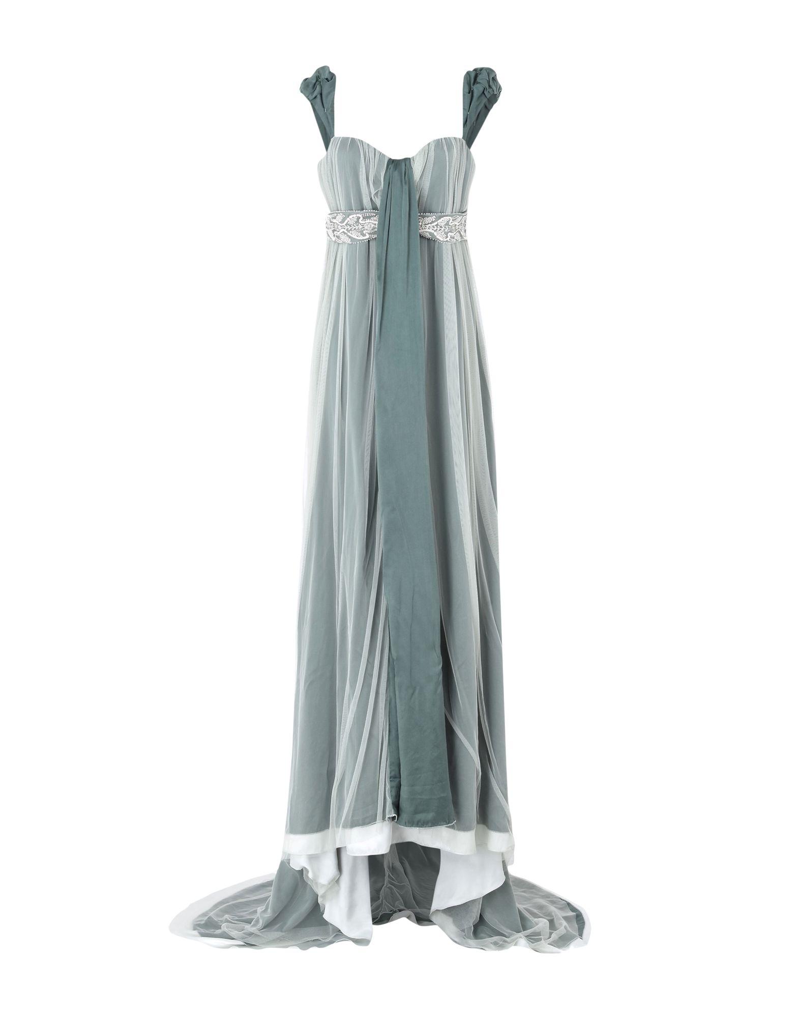 цена VICTORIO & LUCCHINO Длинное платье онлайн в 2017 году