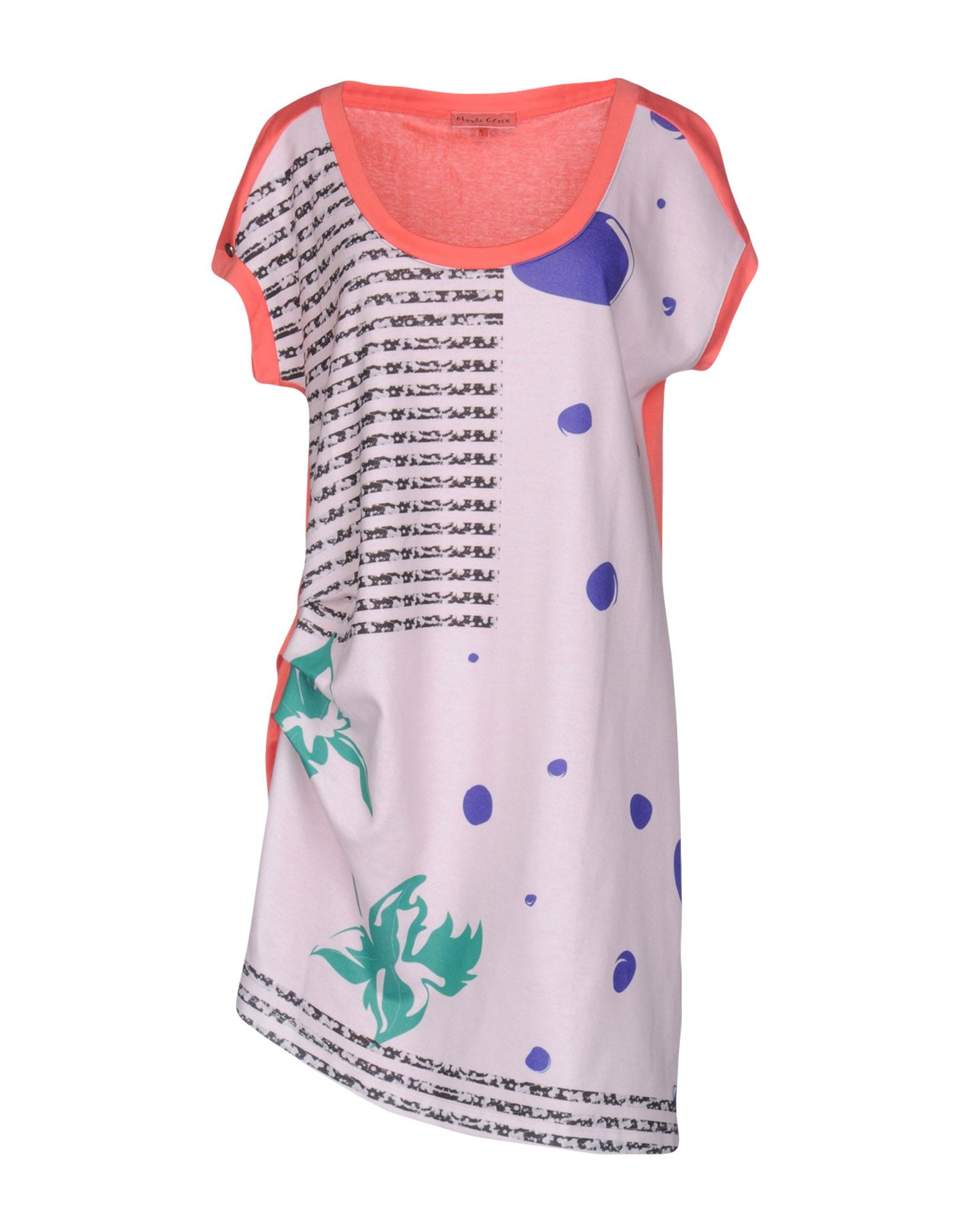 MANILA GRACE DENIM Короткое платье цены онлайн