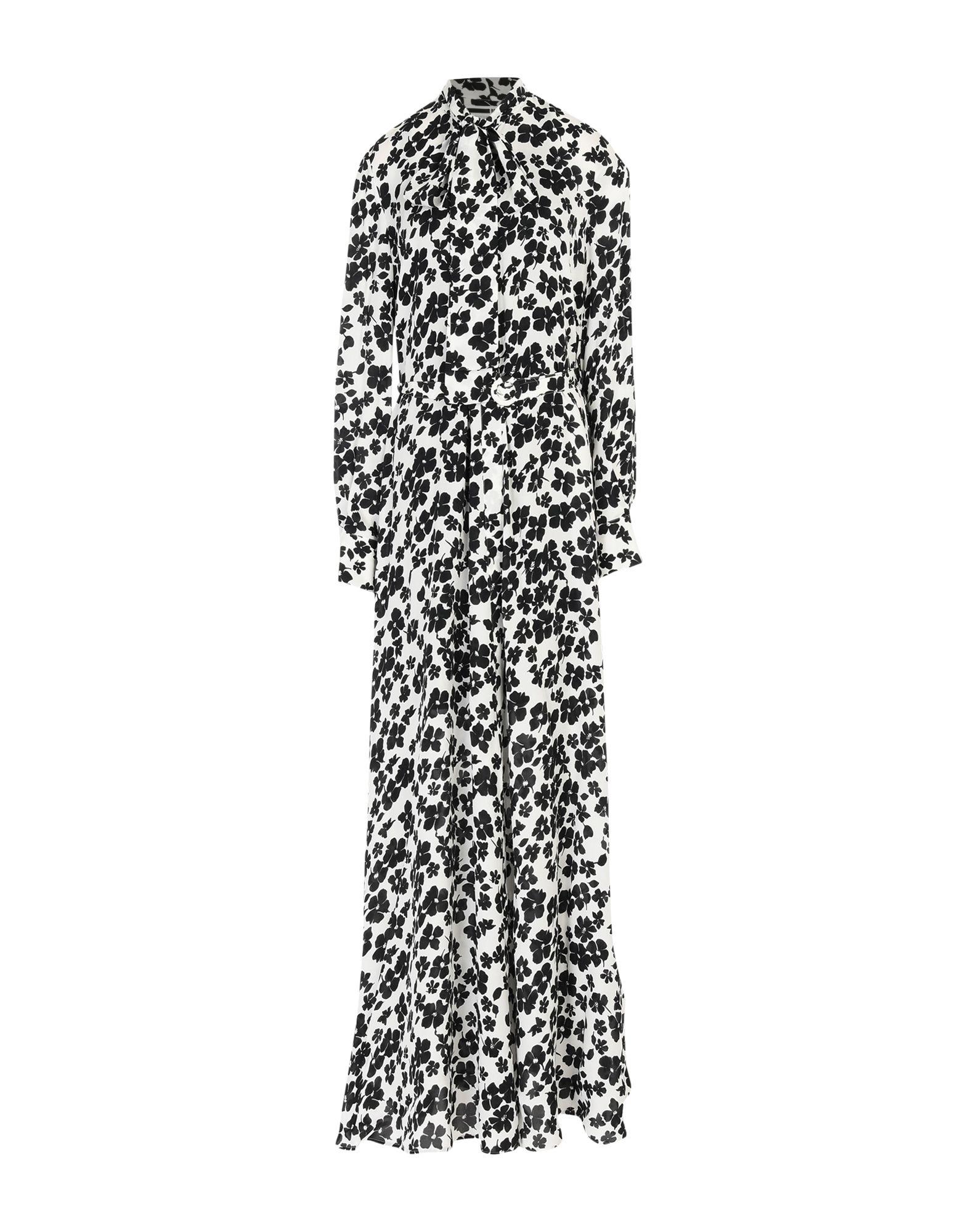 цена  McQ Alexander McQueen Длинное платье  онлайн в 2017 году