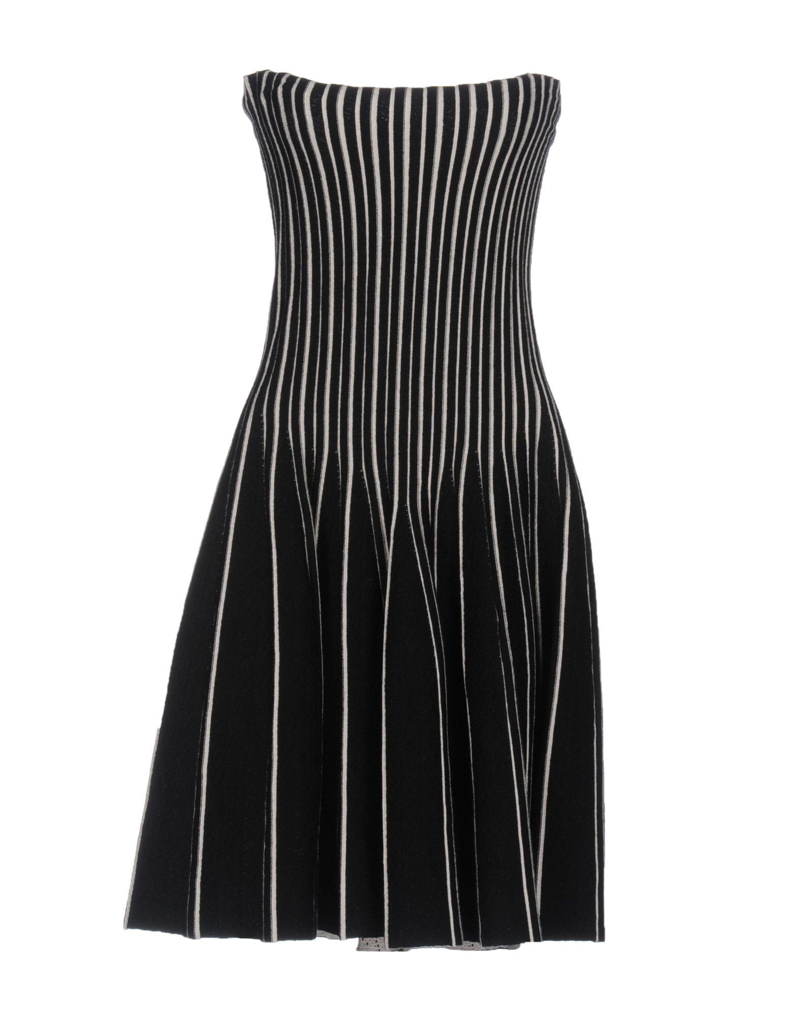 ORIGAMI KNITWEAR by PATRIZIA FERRETTI Короткое платье платье quelle patrizia dini by heine 66450